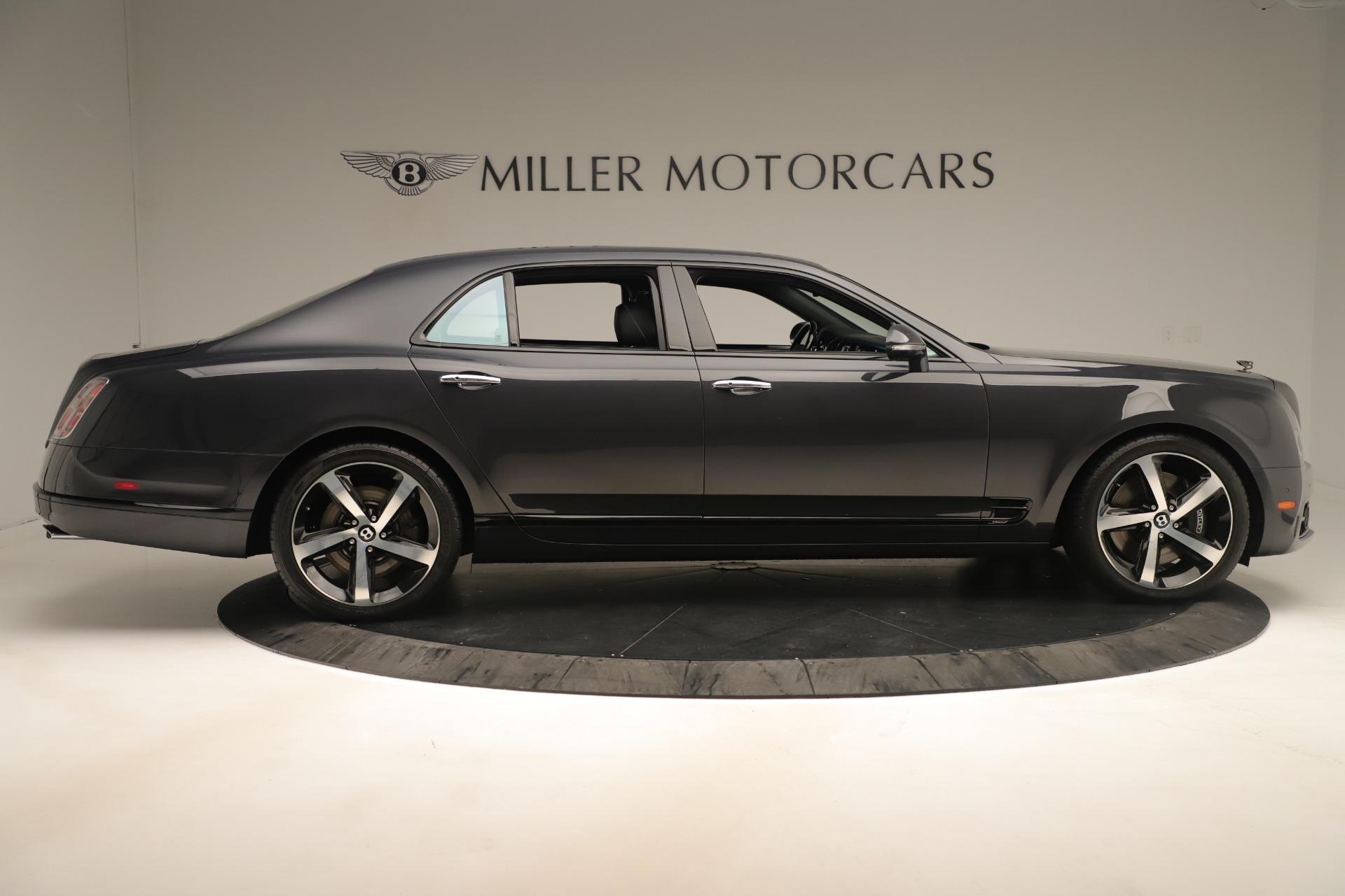 Used 2018 Bentley Mulsanne Speed Design Series For Sale In Westport, CT 3405_p9