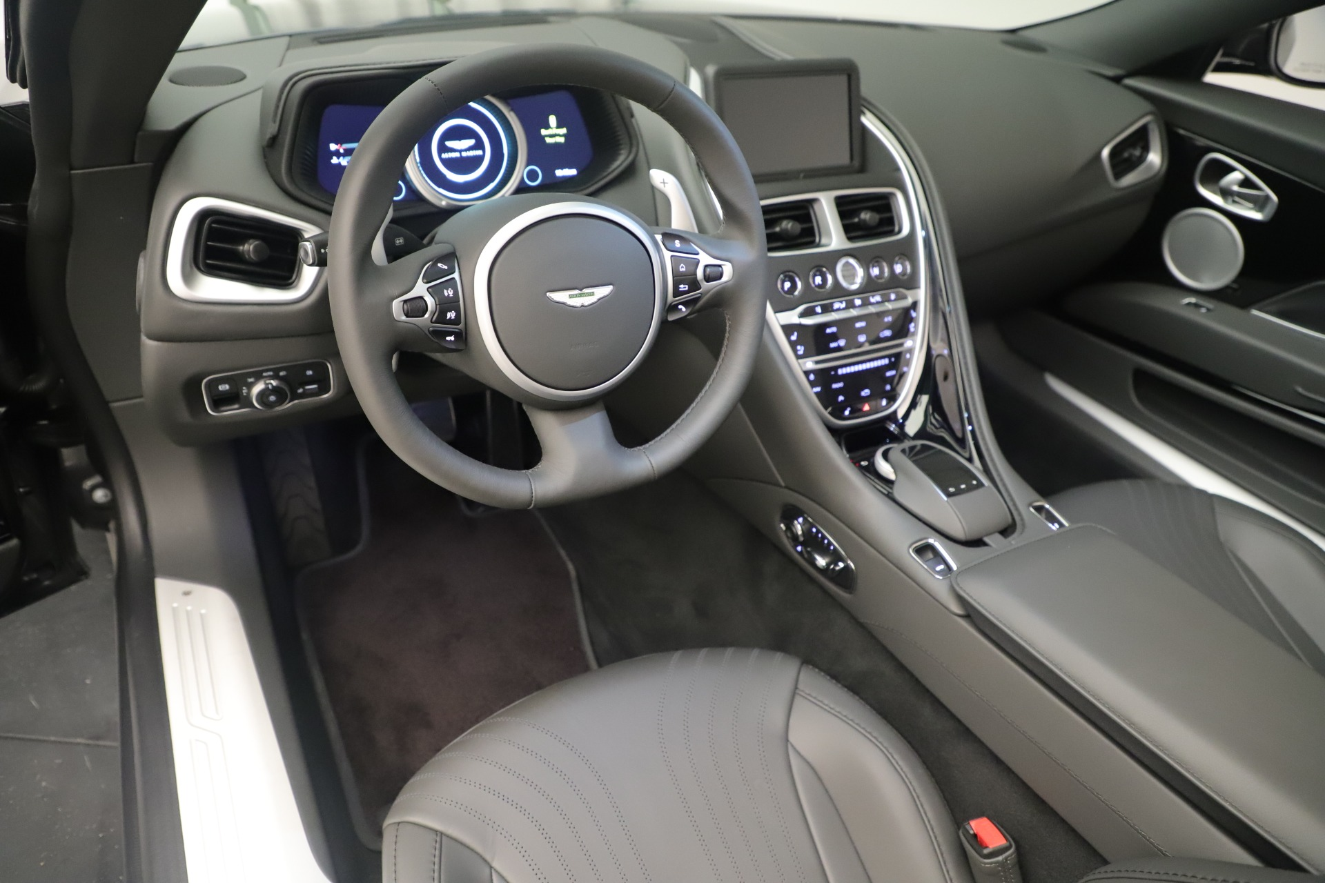 Used 2020 Aston Martin DB11 V8 For Sale In Westport, CT 3406_p14