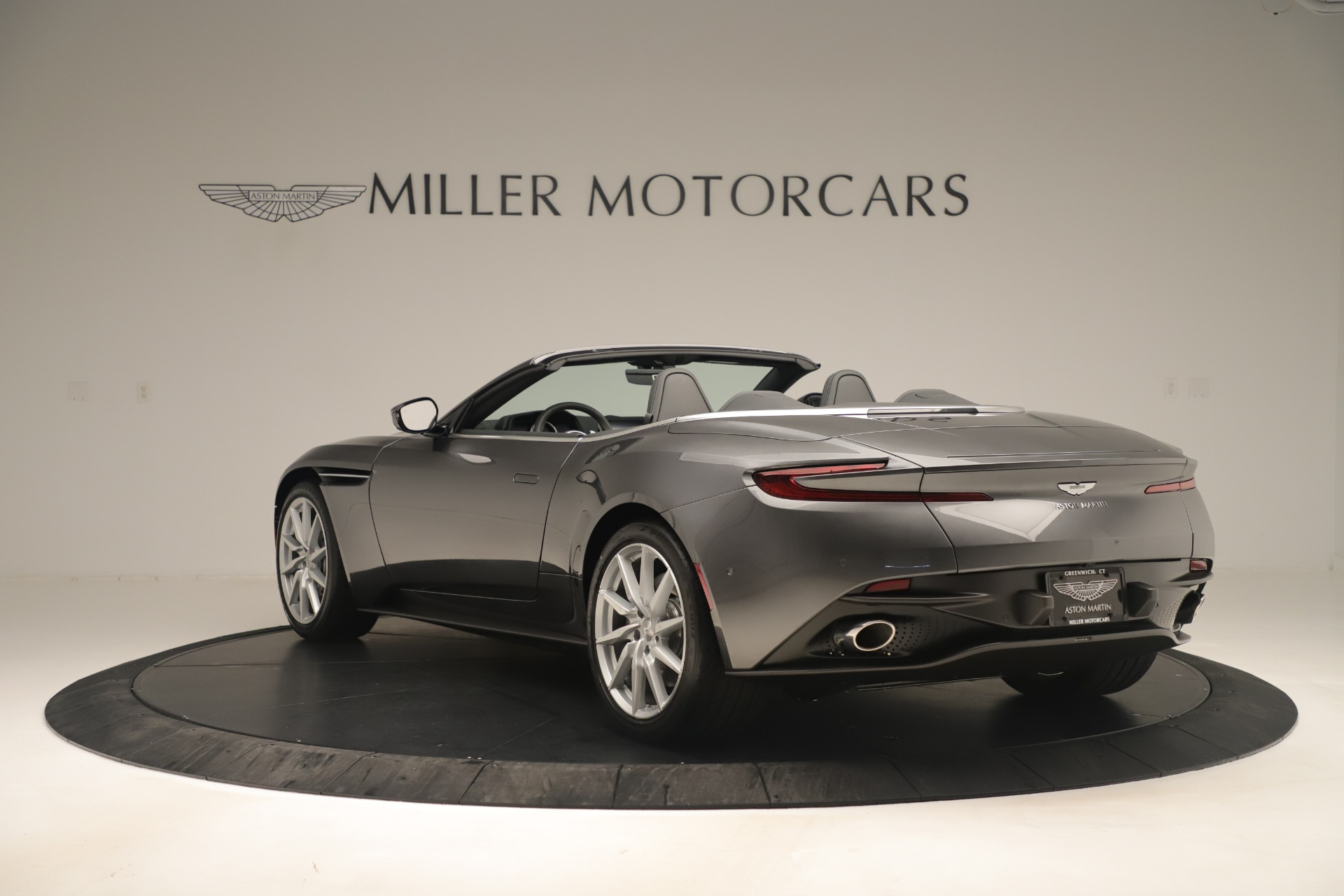 Used 2020 Aston Martin DB11 V8 For Sale In Westport, CT 3406_p5