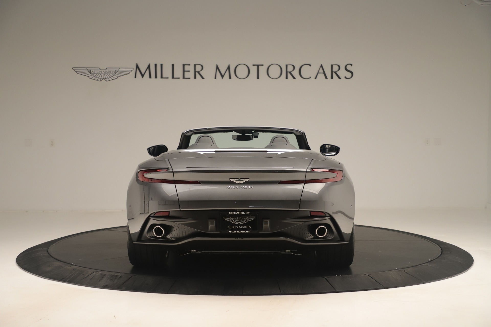 Used 2020 Aston Martin DB11 V8 For Sale In Westport, CT 3406_p6