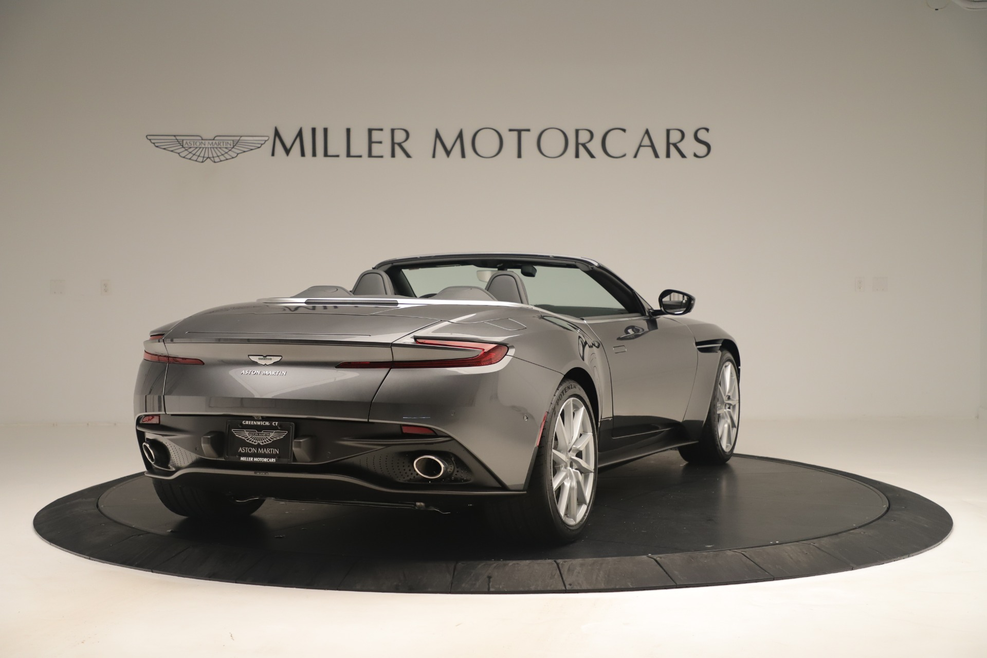 Used 2020 Aston Martin DB11 V8 For Sale In Westport, CT 3406_p7