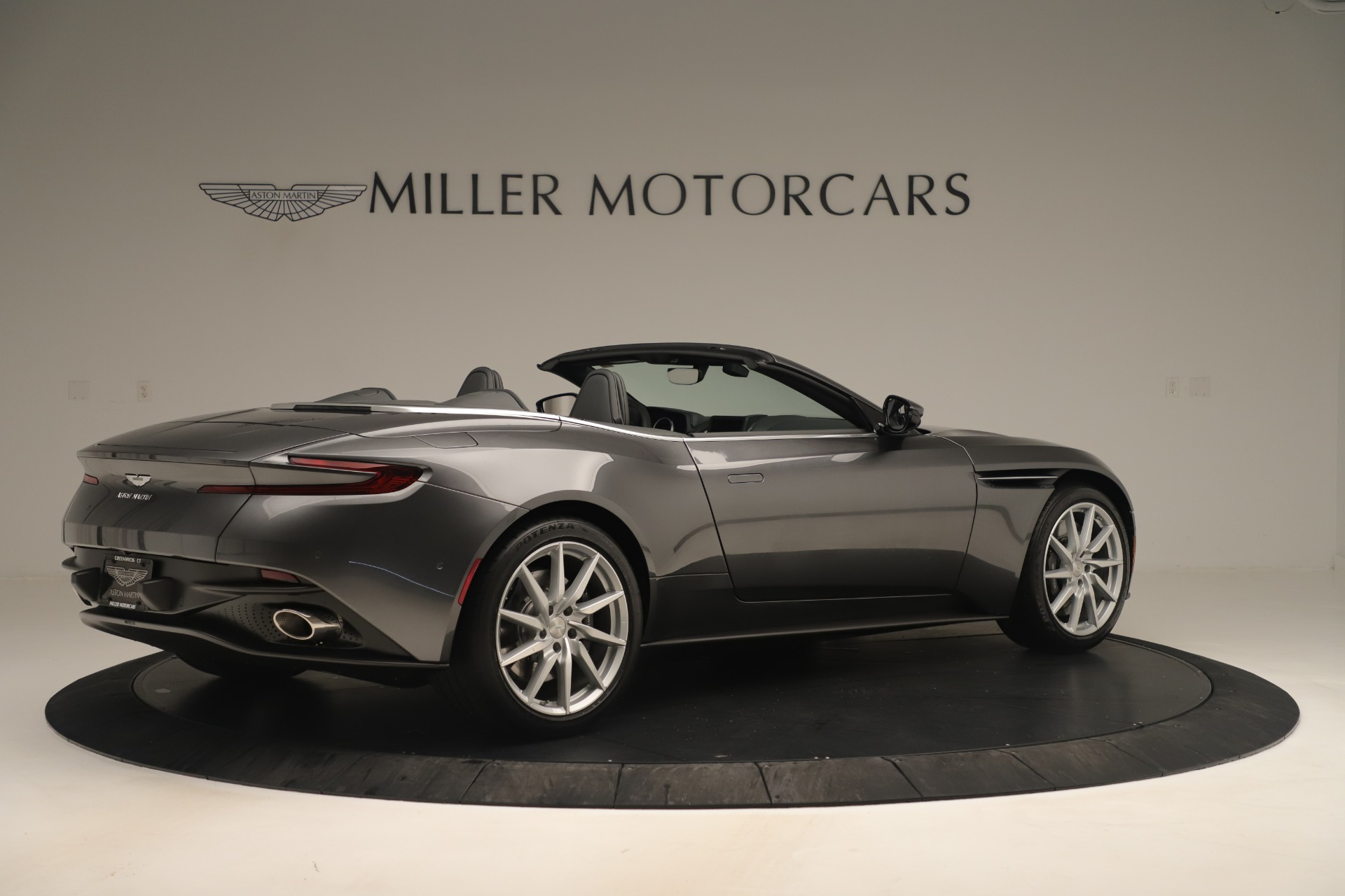 Used 2020 Aston Martin DB11 V8 For Sale In Westport, CT 3406_p8