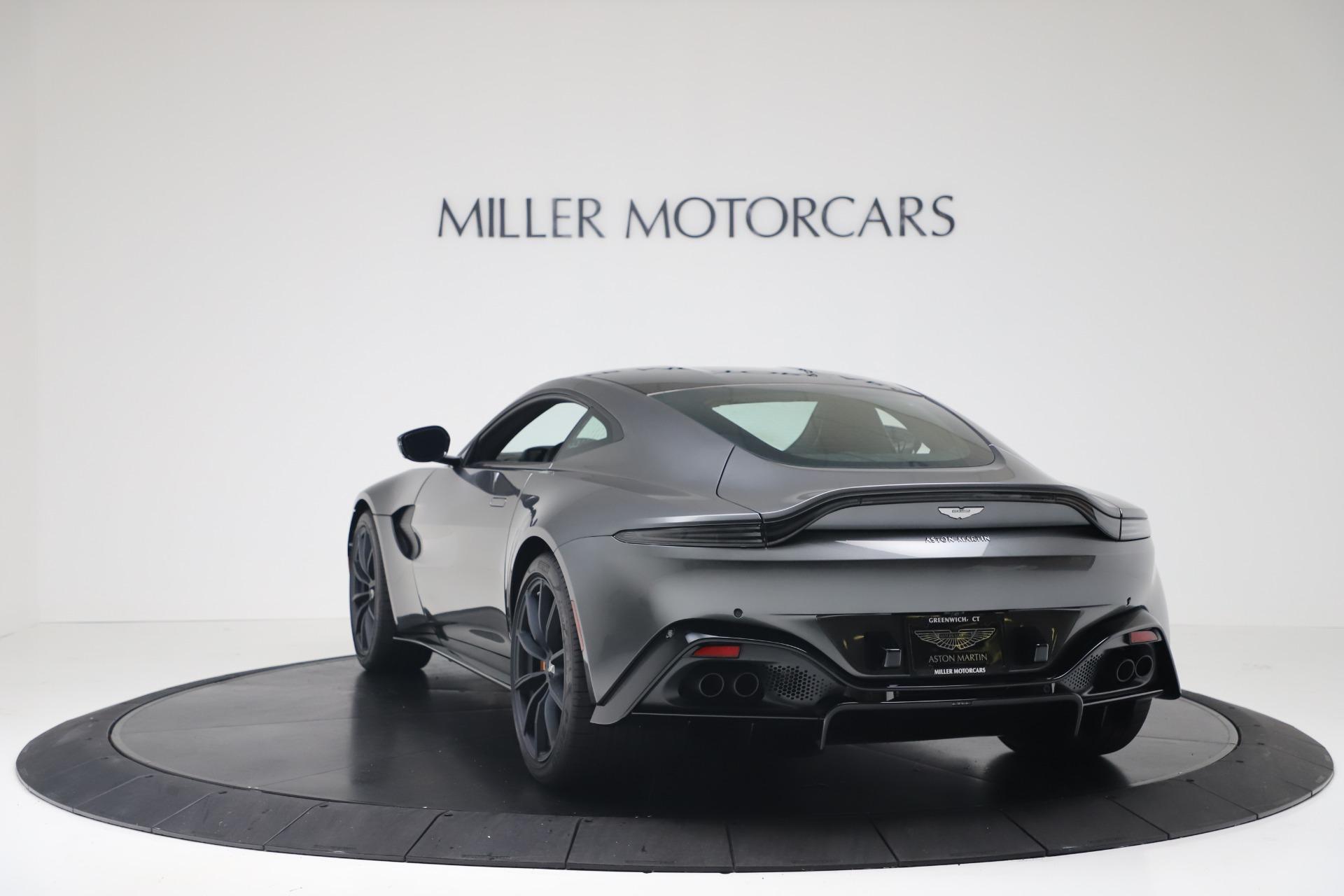 New 2020 Aston Martin Vantage V8 For Sale In Westport, CT 3408_p6