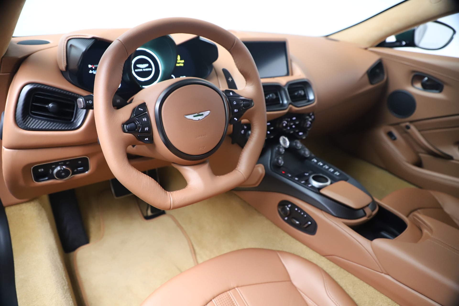 New 2020 Aston Martin Vantage  For Sale In Westport, CT 3411_p13