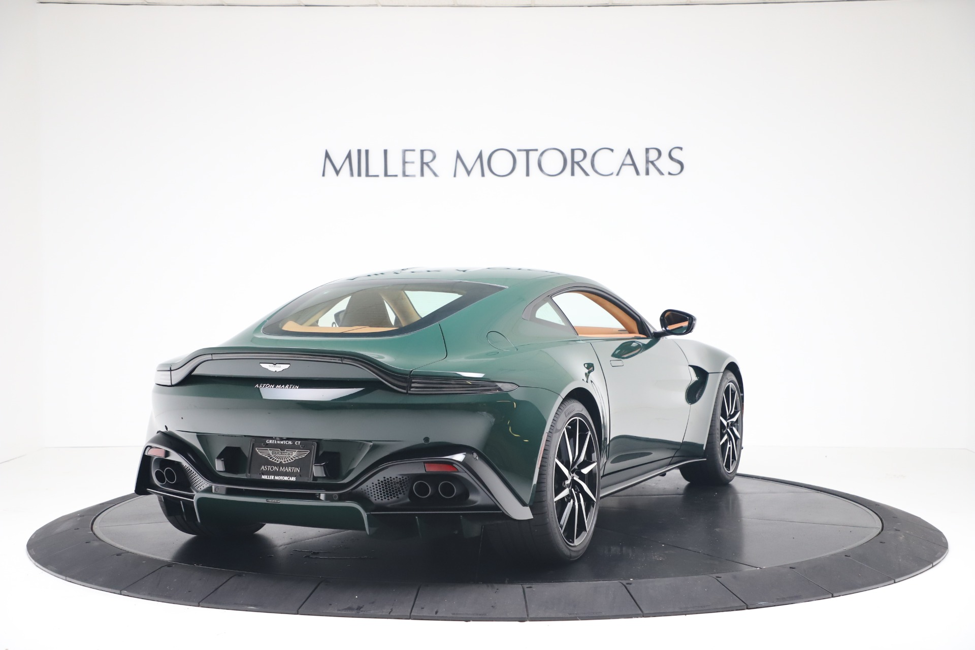 New 2020 Aston Martin Vantage  For Sale In Westport, CT 3411_p8