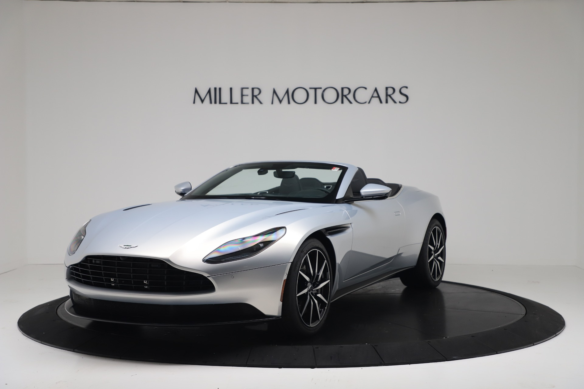 New 2020 Aston Martin DB11 V8 For Sale In Westport, CT 3412_p3