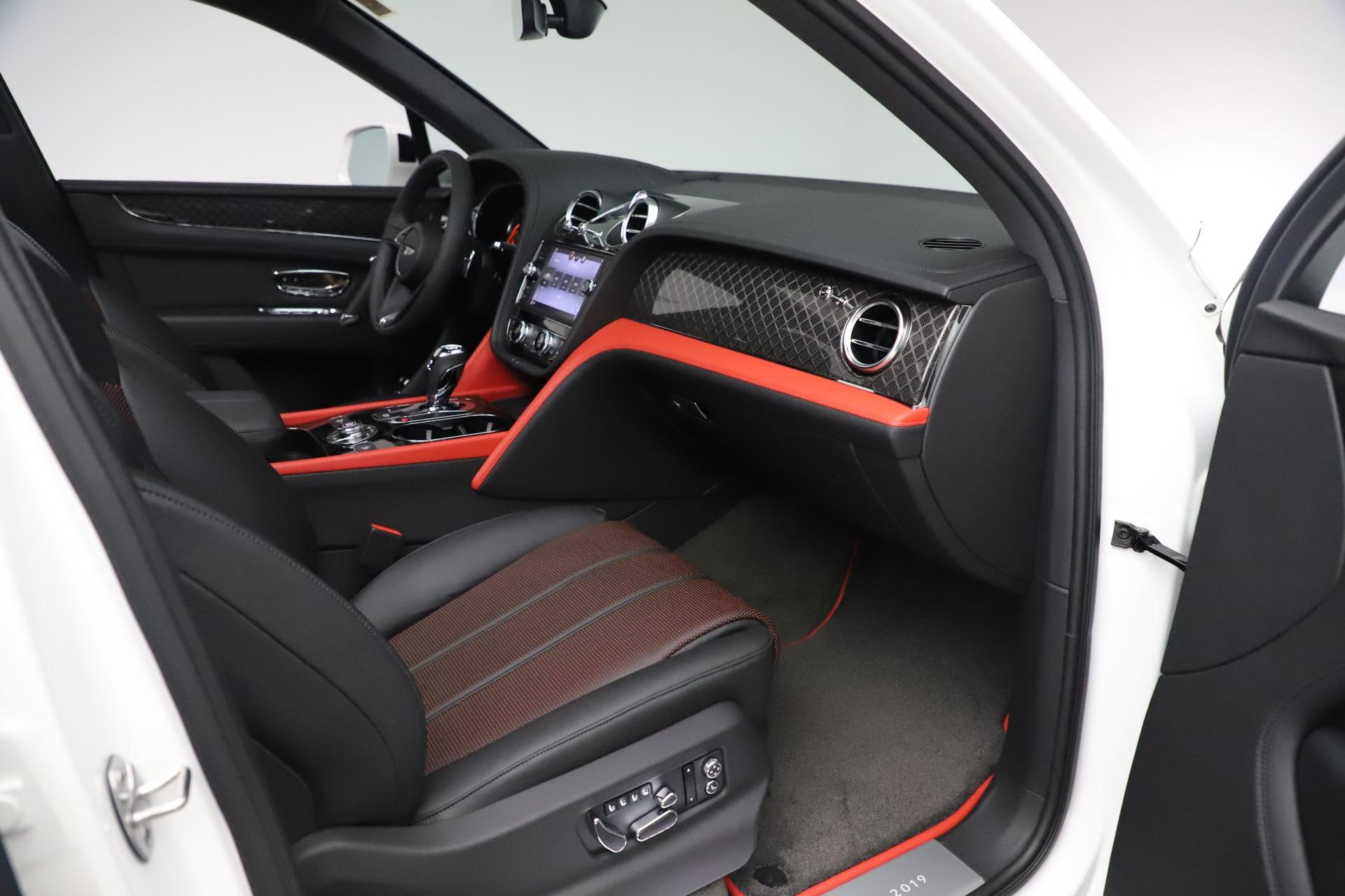 New 2020 Bentley Bentayga V8 Design Series For Sale In Westport, CT 3414_p17