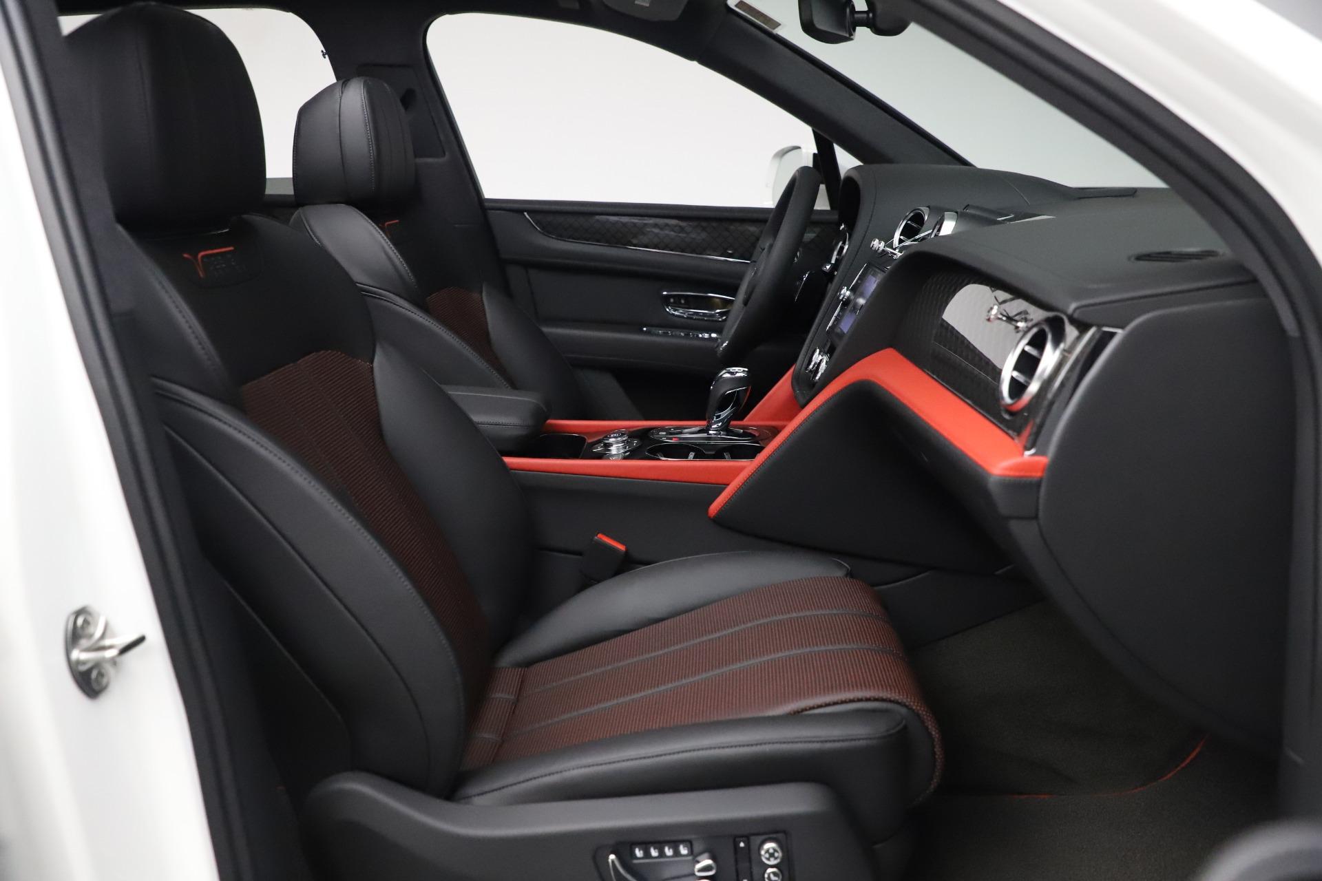 New 2020 Bentley Bentayga V8 Design Series For Sale In Westport, CT 3414_p18