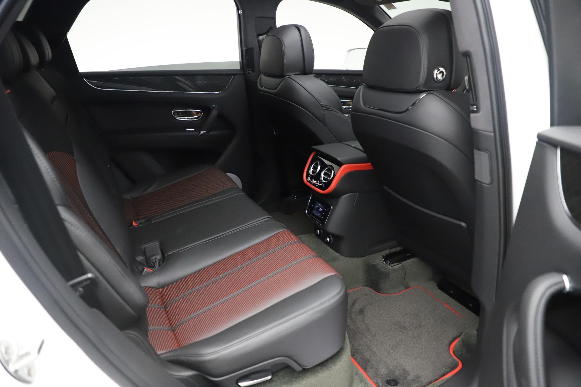 New 2020 Bentley Bentayga V8 Design Series For Sale In Westport, CT 3414_p20