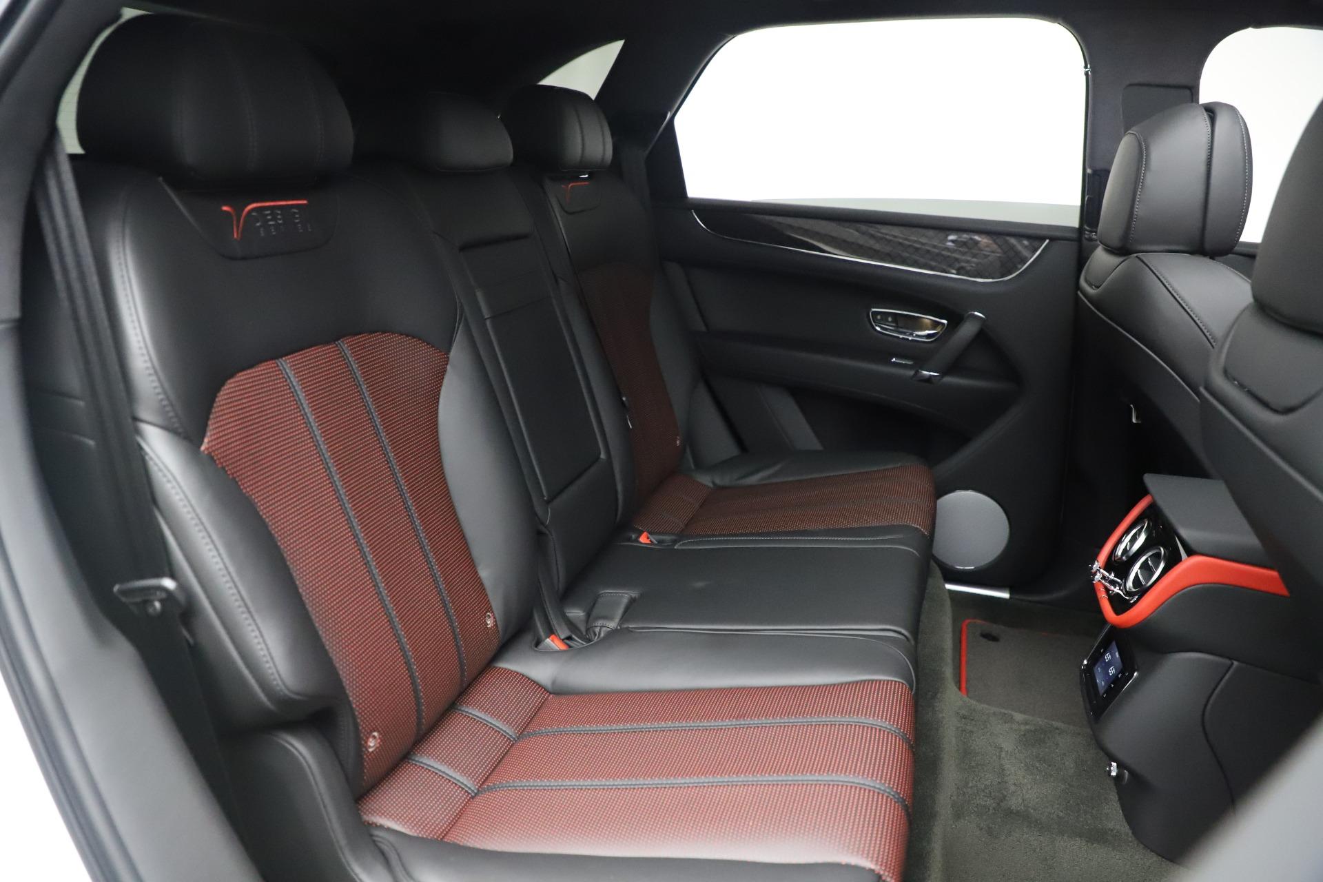 New 2020 Bentley Bentayga V8 Design Series For Sale In Westport, CT 3414_p21