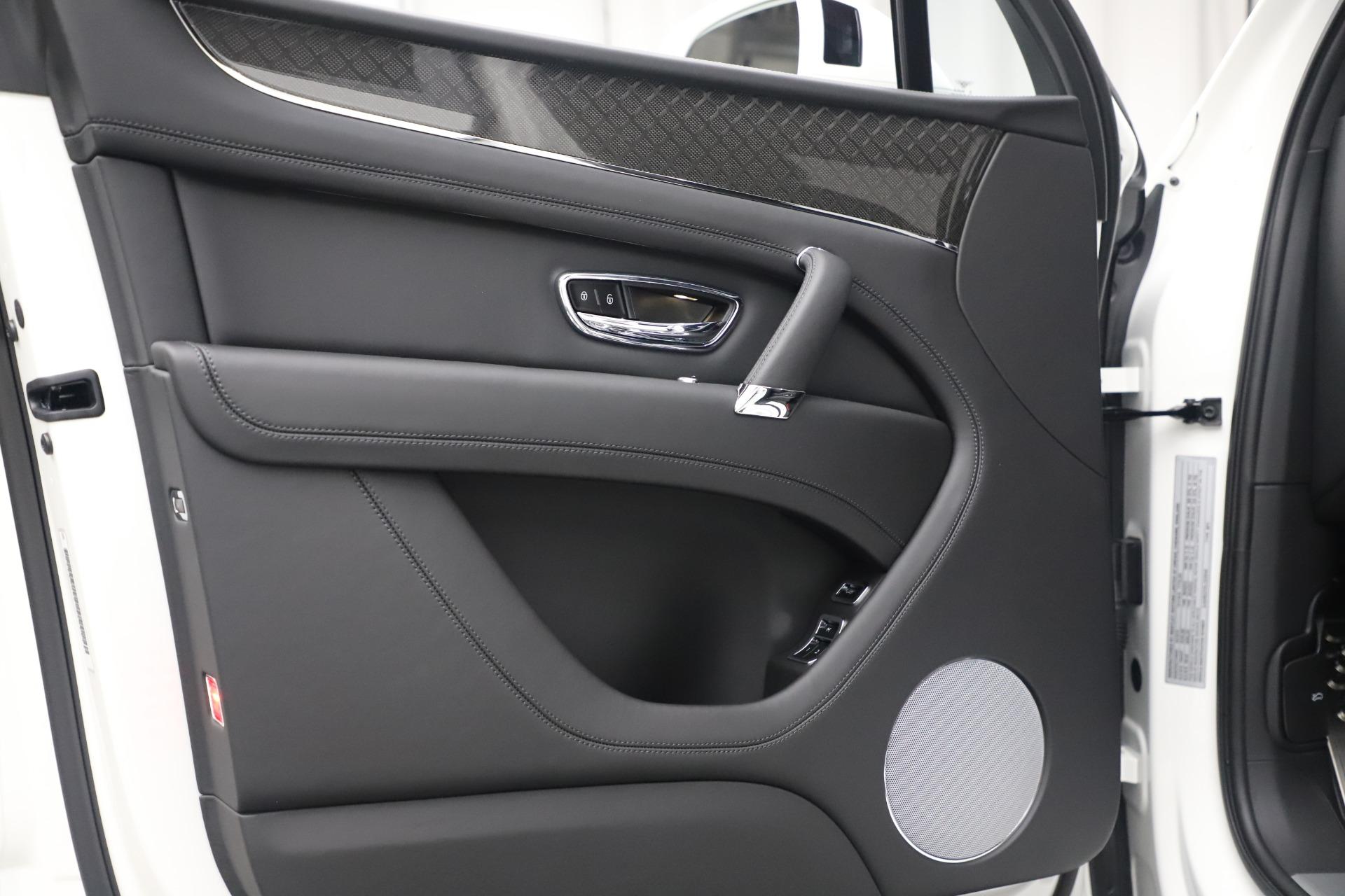 New 2020 Bentley Bentayga V8 Design Series For Sale In Westport, CT 3414_p23