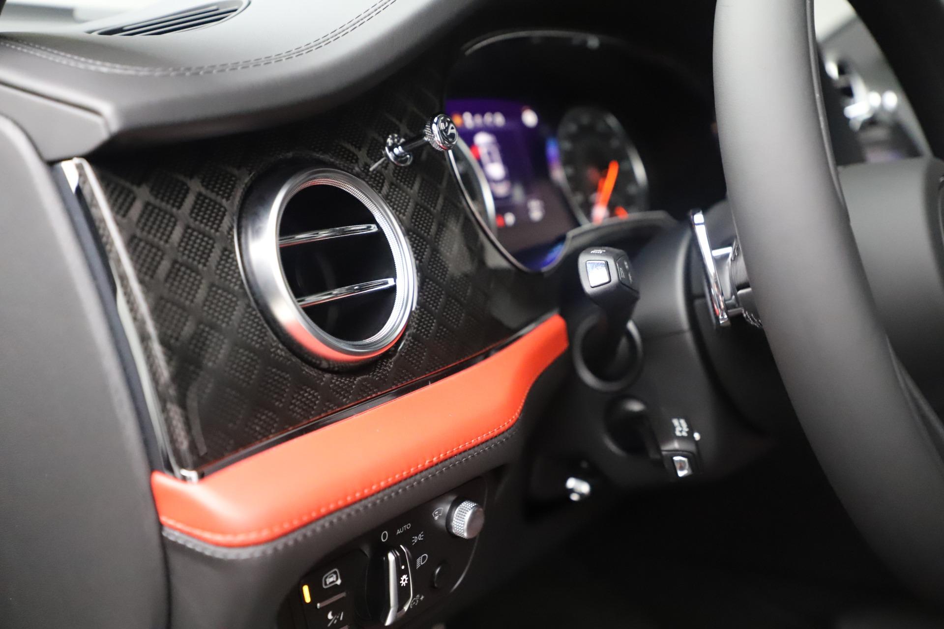 New 2020 Bentley Bentayga V8 Design Series For Sale In Westport, CT 3414_p28