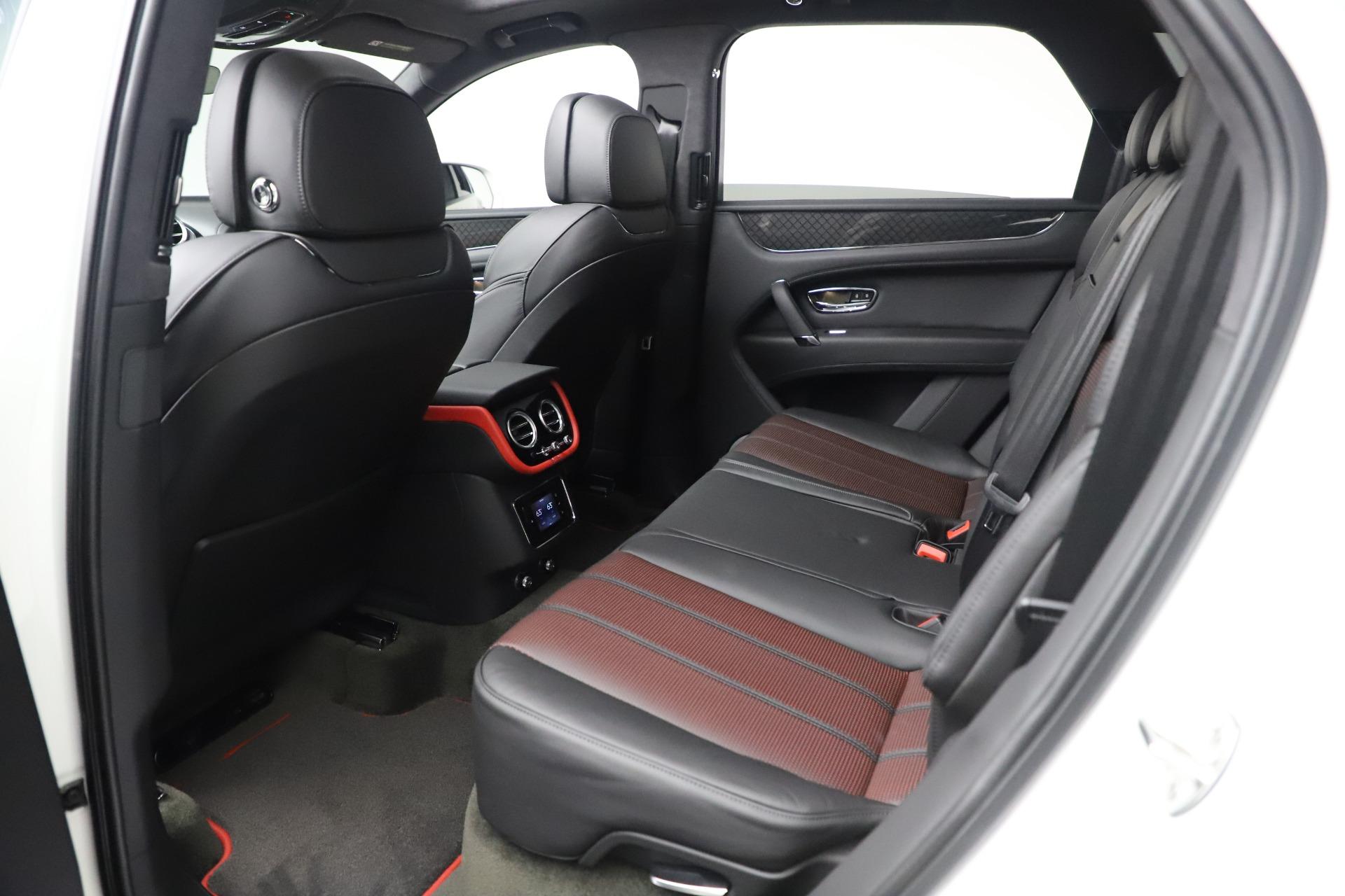 New 2020 Bentley Bentayga V8 Design Series For Sale In Westport, CT 3414_p29