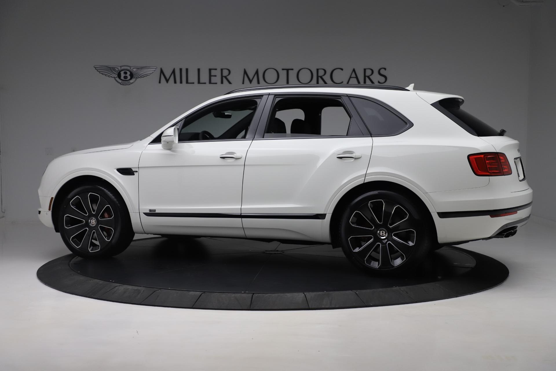 New 2020 Bentley Bentayga V8 Design Series For Sale In Westport, CT 3414_p5