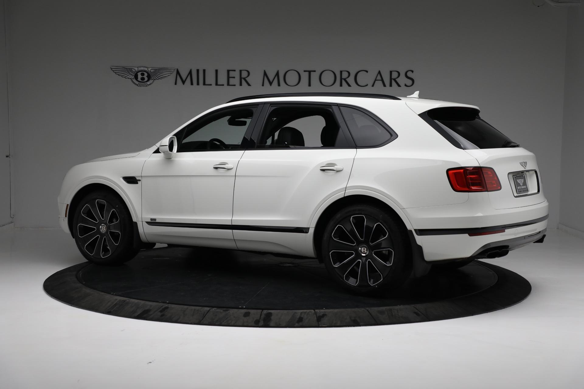 New 2020 Bentley Bentayga V8 Design Series For Sale In Westport, CT 3417_p4