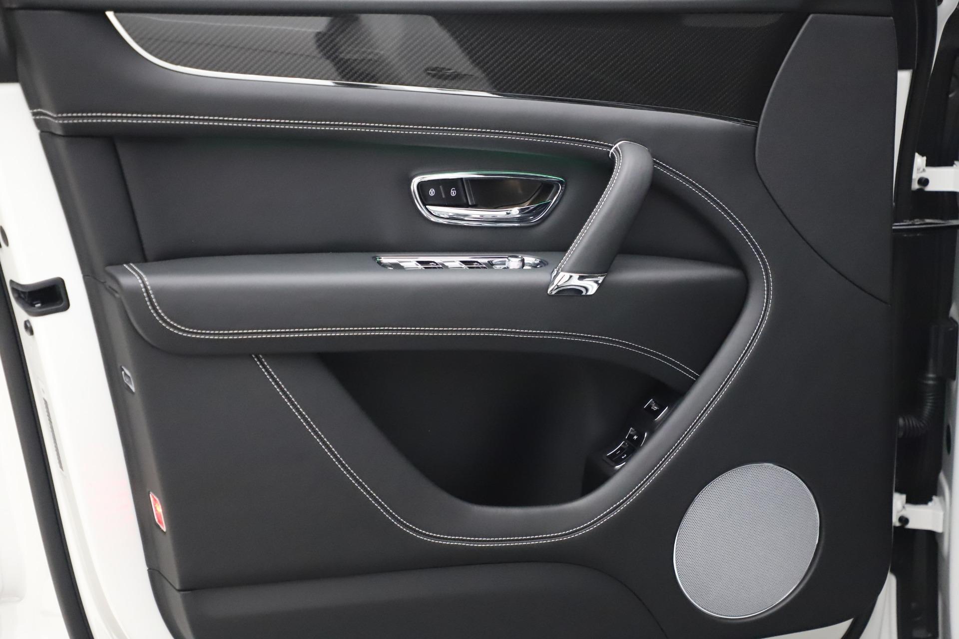 New 2020 Bentley Bentayga V8 For Sale In Westport, CT 3418_p20