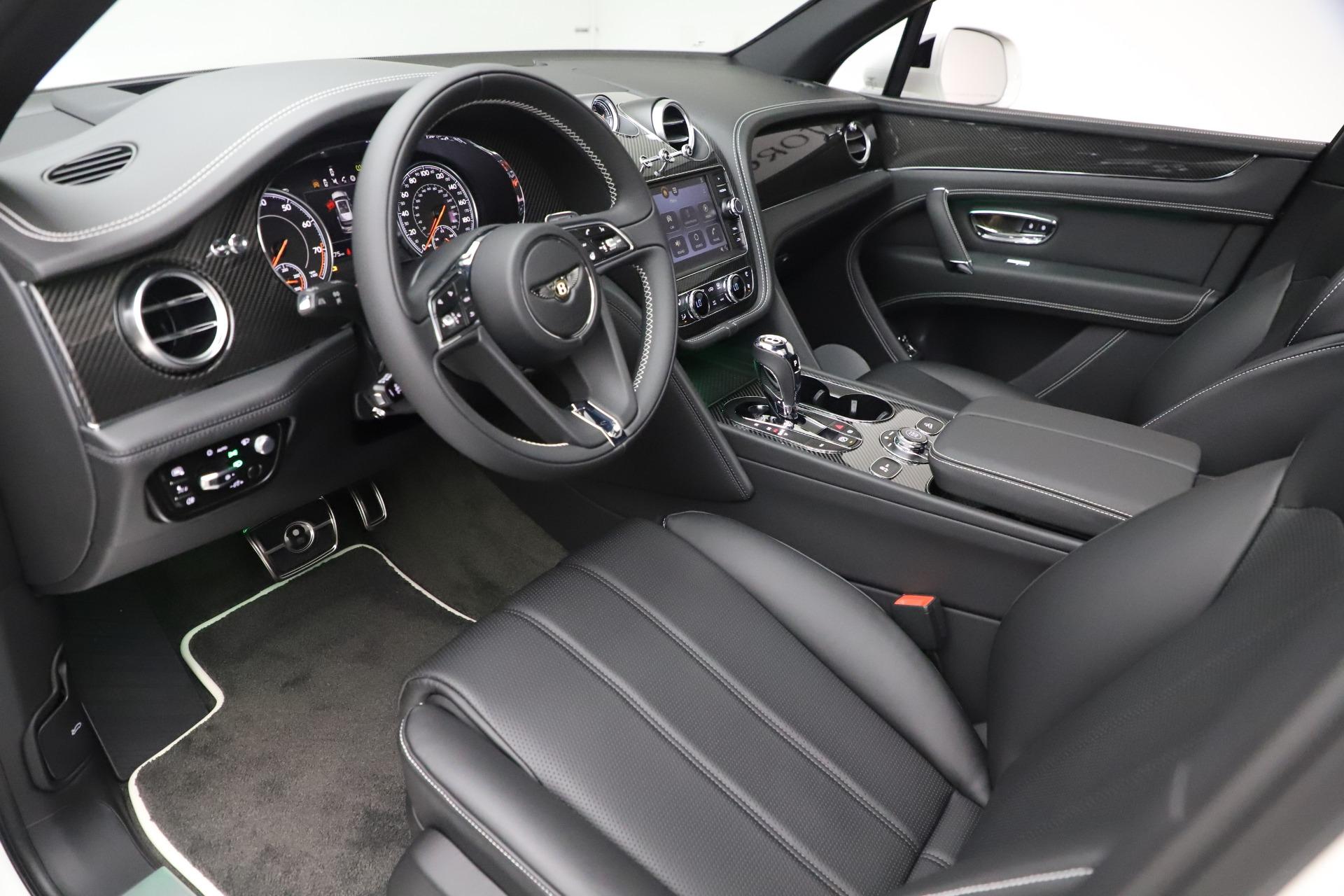 New 2020 Bentley Bentayga V8 For Sale In Westport, CT 3418_p21