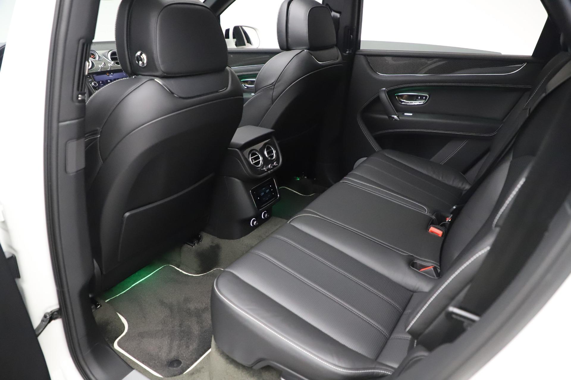 New 2020 Bentley Bentayga V8 For Sale In Westport, CT 3418_p26