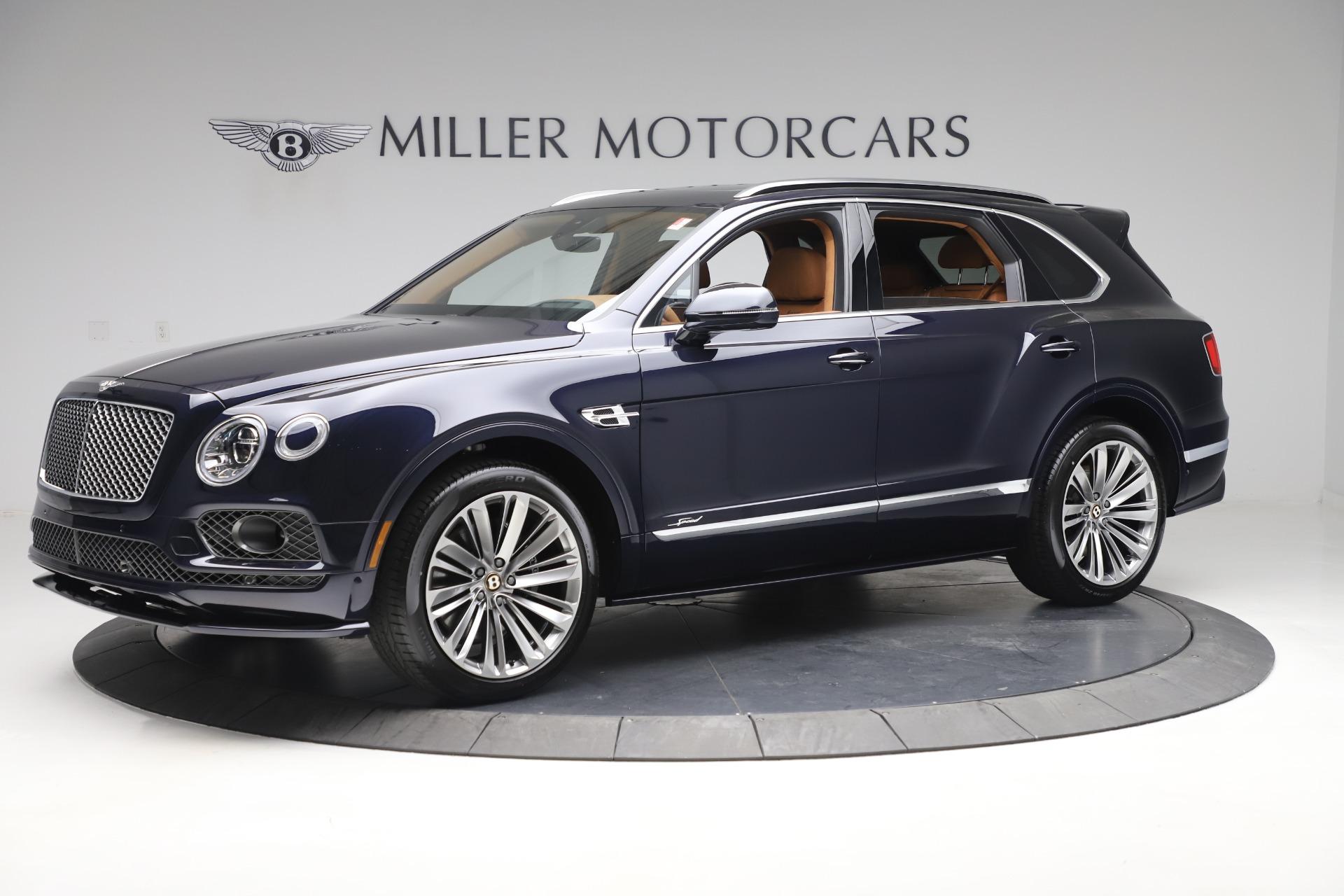 New 2020 Bentley Bentayga Speed For Sale In Westport, CT 3421_p2