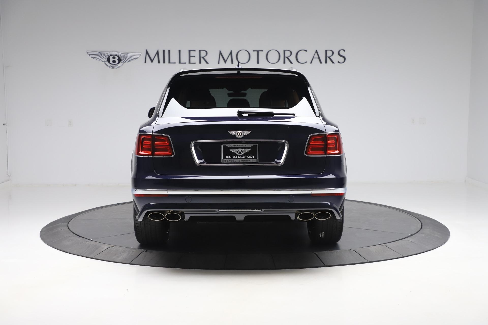 New 2020 Bentley Bentayga Speed For Sale In Westport, CT 3421_p6