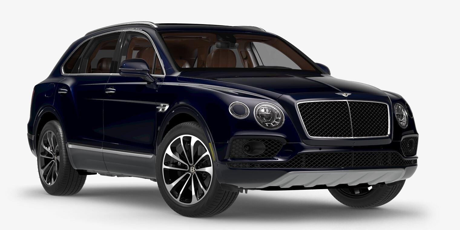 New 2020 Bentley Bentayga V8 For Sale In Westport, CT 3422_main