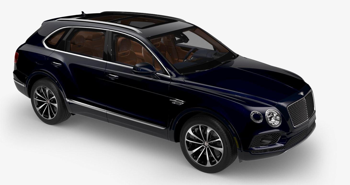 New 2020 Bentley Bentayga V8 For Sale In Westport, CT 3422_p5