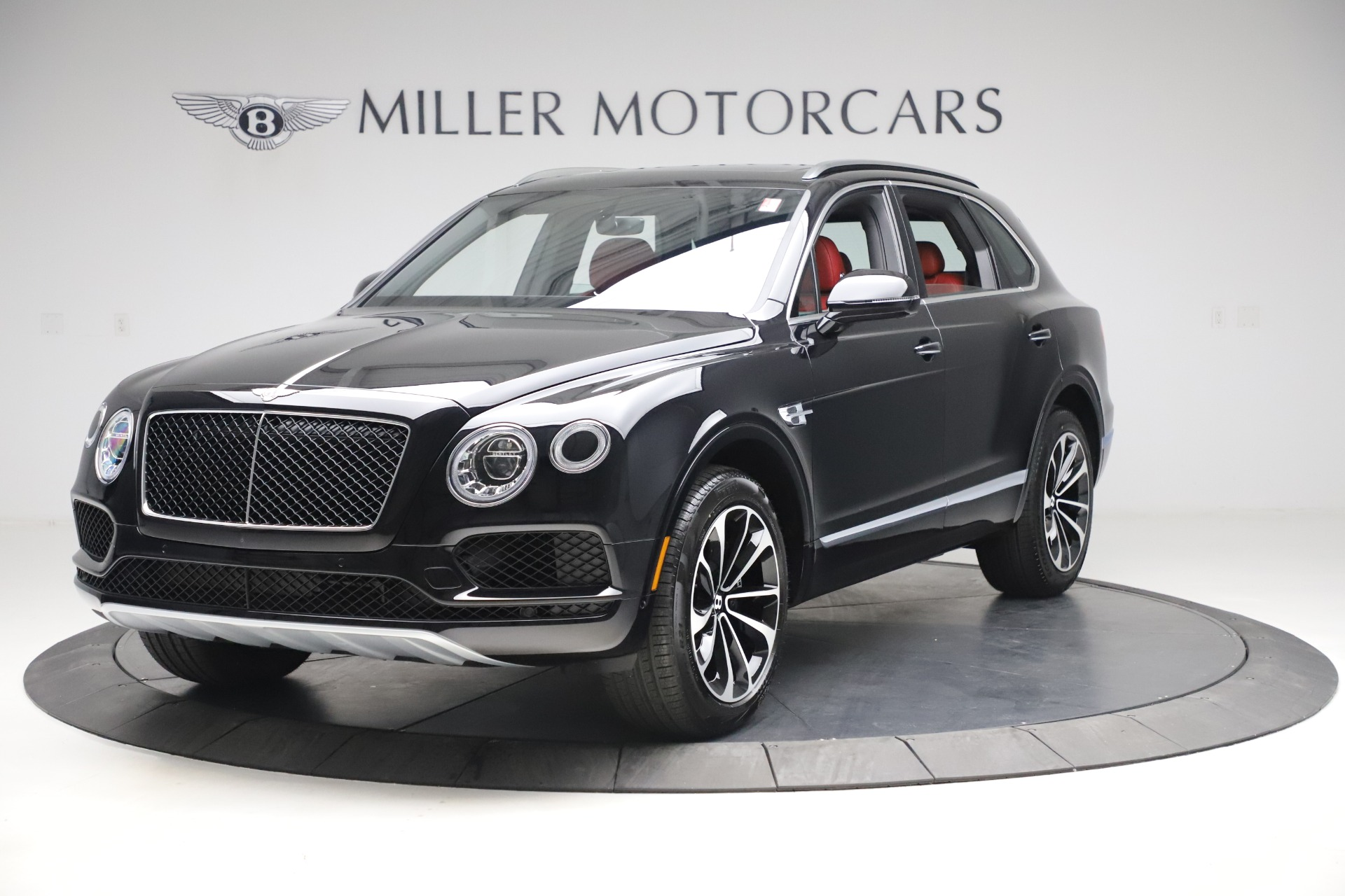 New 2020 Bentley Bentayga V8 For Sale In Westport, CT 3424_main