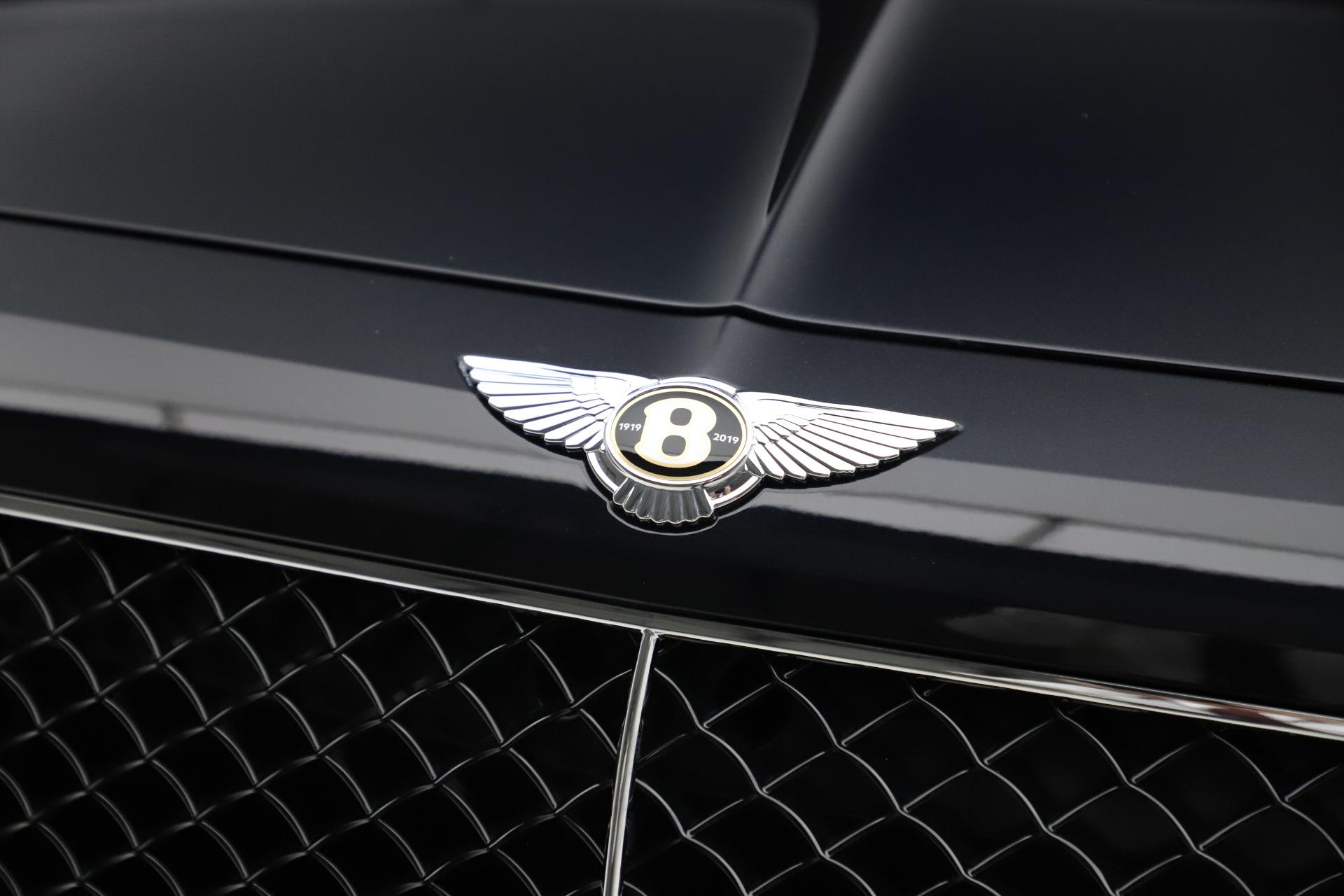 New 2020 Bentley Bentayga V8 For Sale In Westport, CT 3425_p13