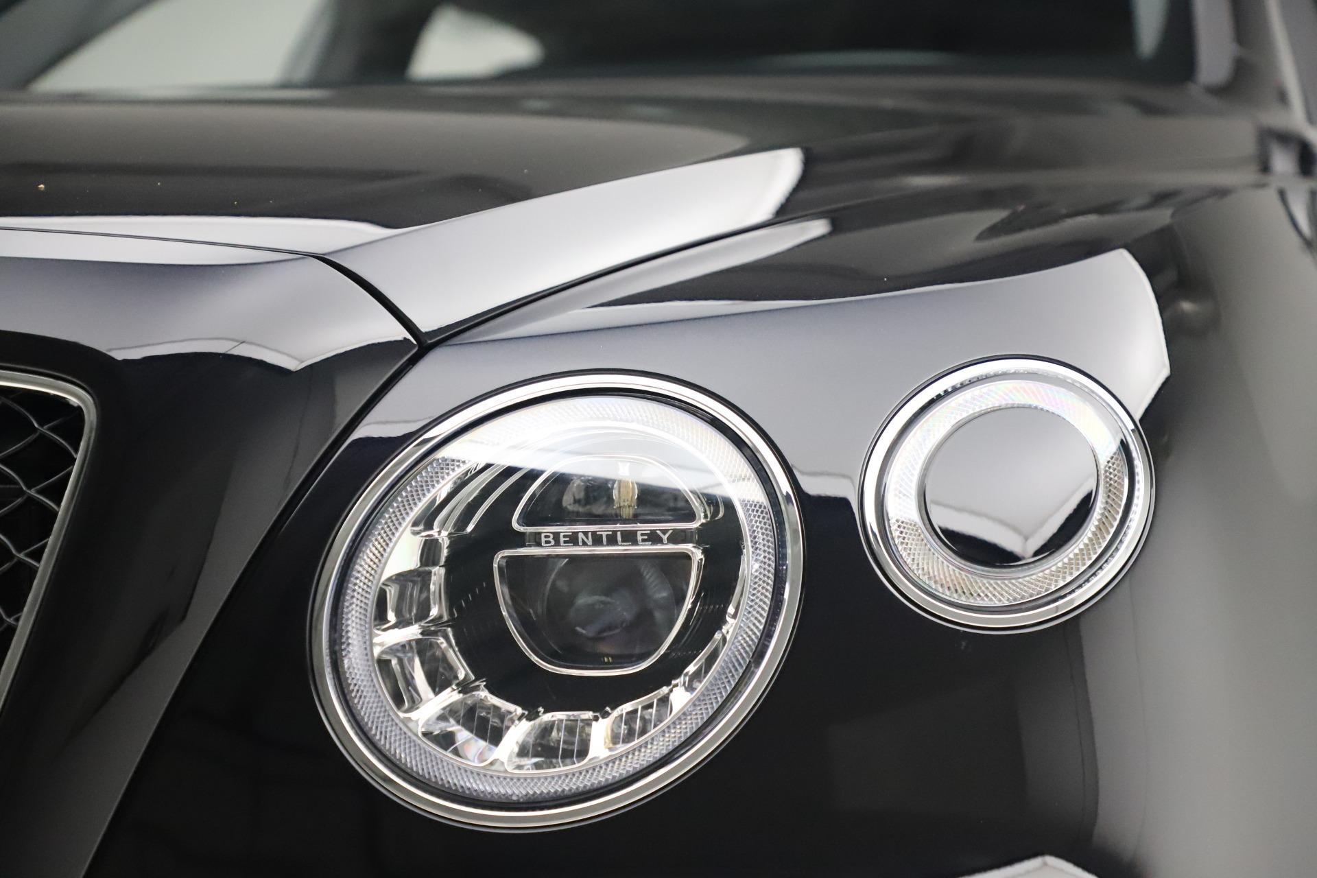 New 2020 Bentley Bentayga V8 For Sale In Westport, CT 3425_p14