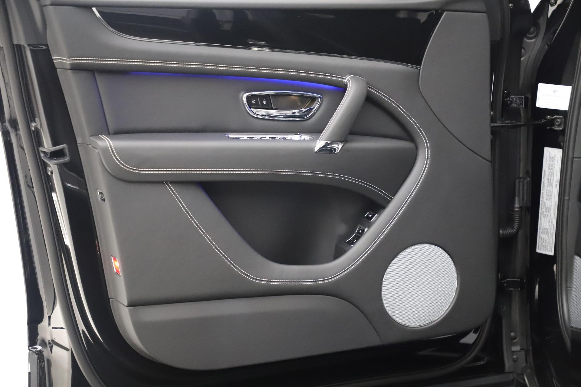 New 2020 Bentley Bentayga V8 For Sale In Westport, CT 3425_p16