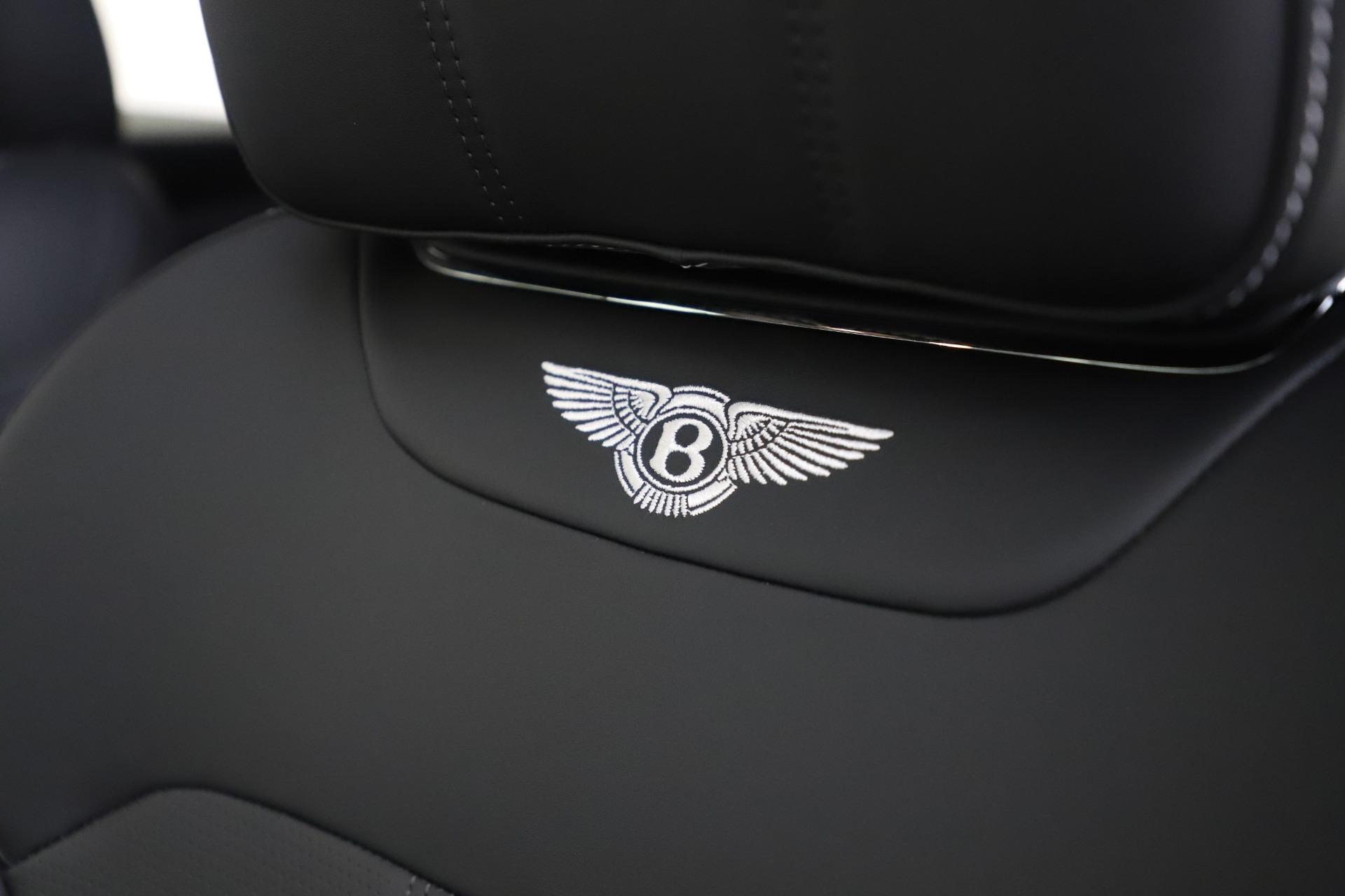 New 2020 Bentley Bentayga V8 For Sale In Westport, CT 3425_p20