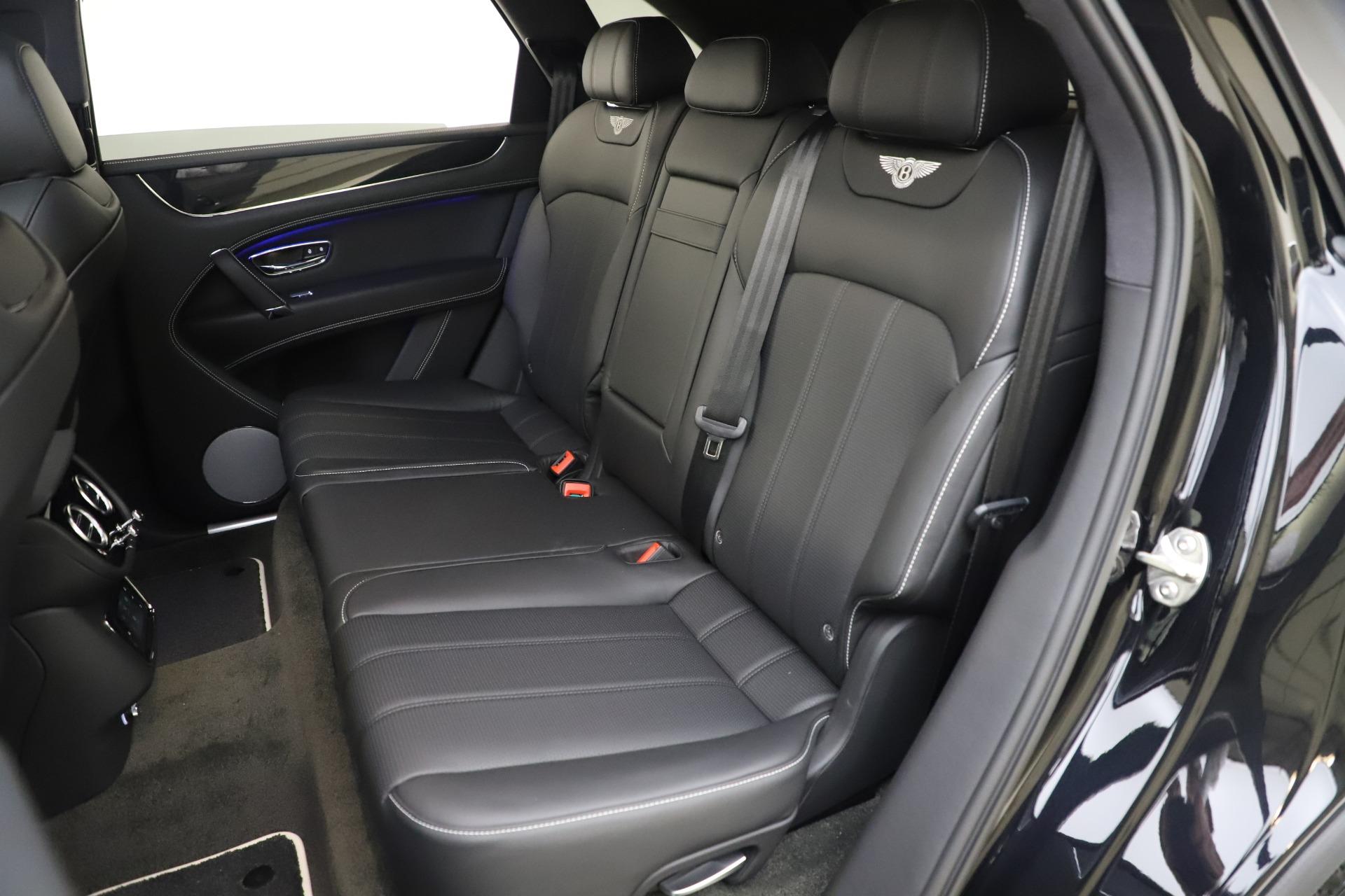 New 2020 Bentley Bentayga V8 For Sale In Westport, CT 3425_p22