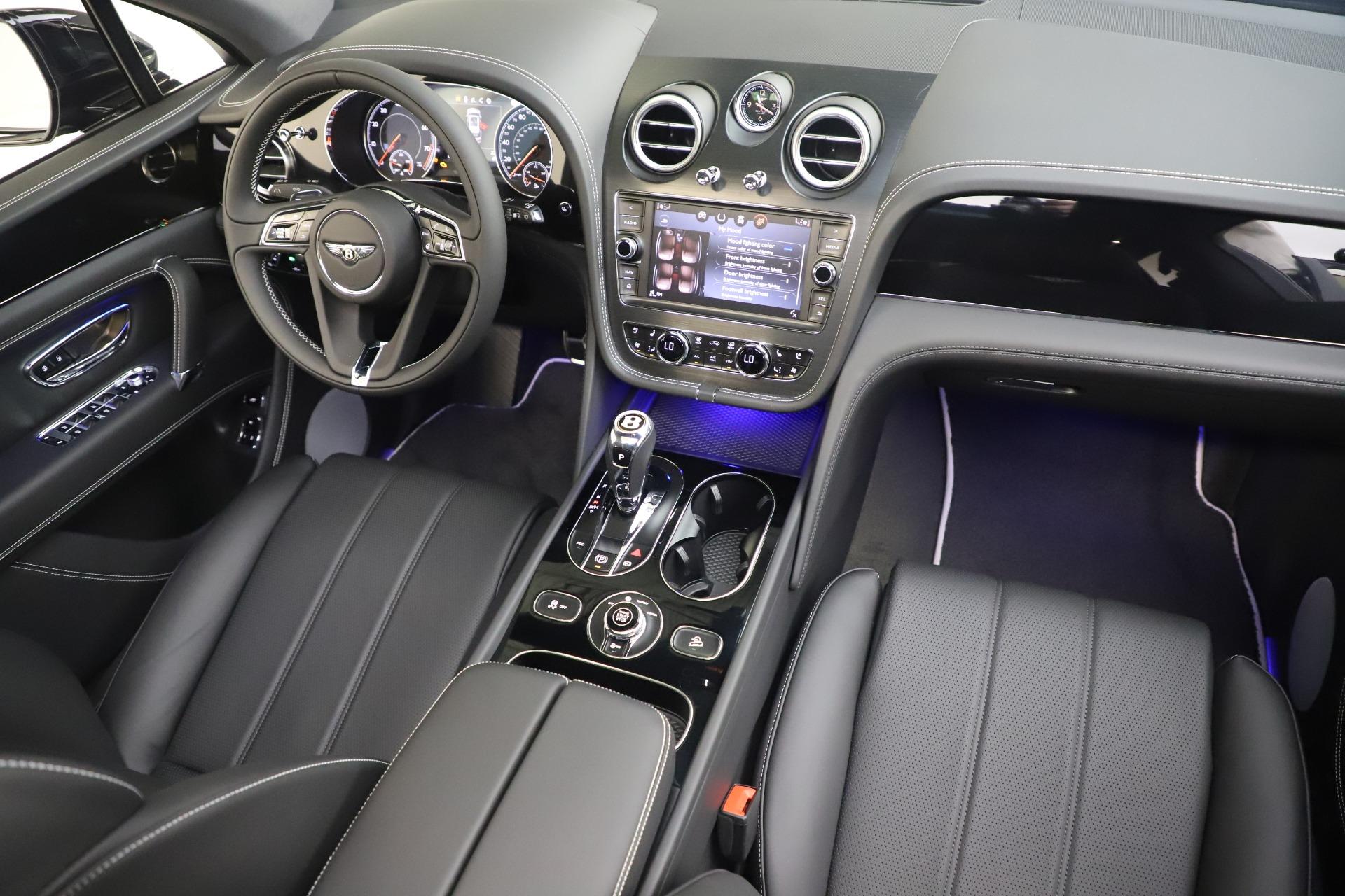 New 2020 Bentley Bentayga V8 For Sale In Westport, CT 3425_p23