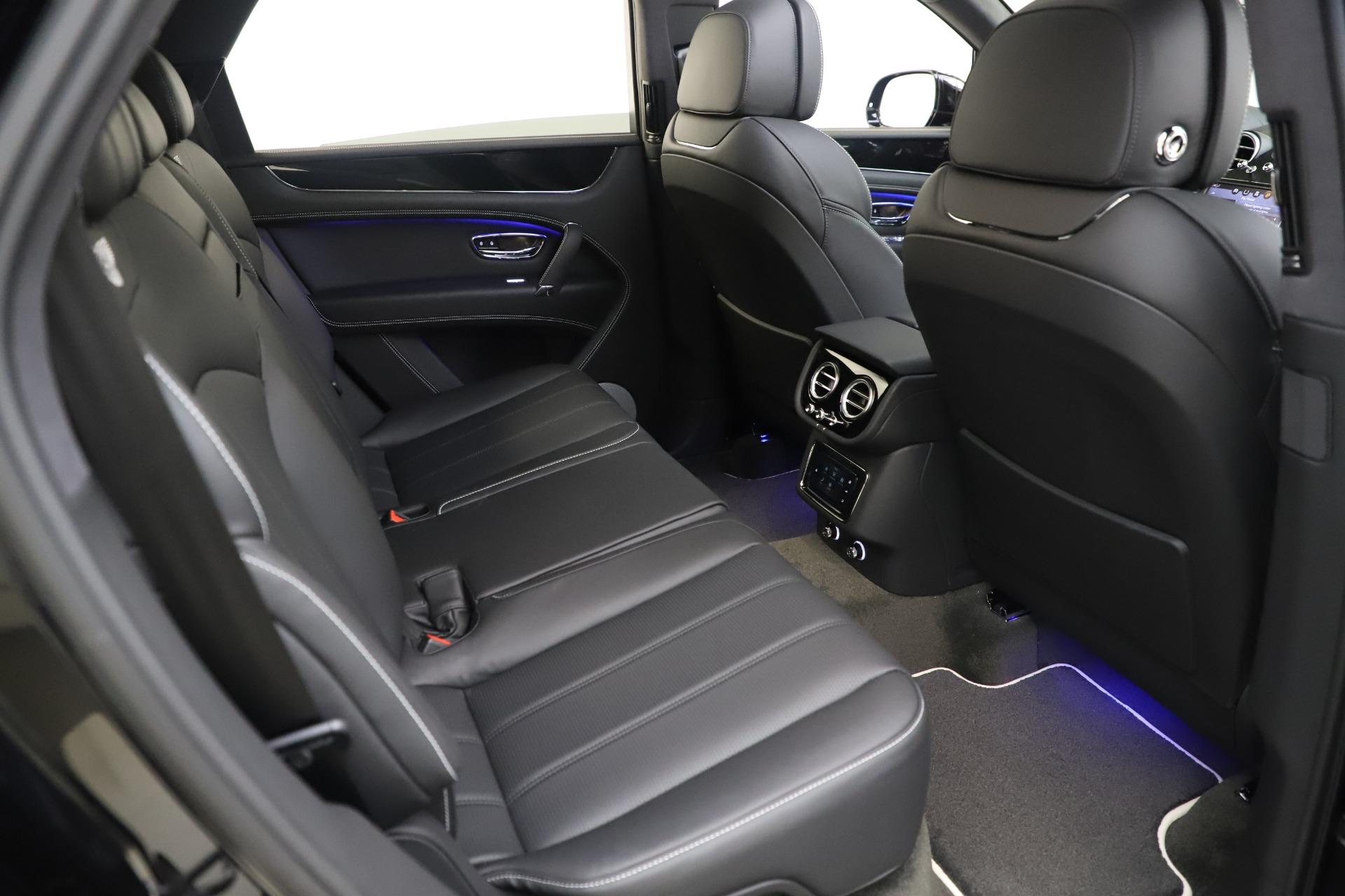 New 2020 Bentley Bentayga V8 For Sale In Westport, CT 3425_p24