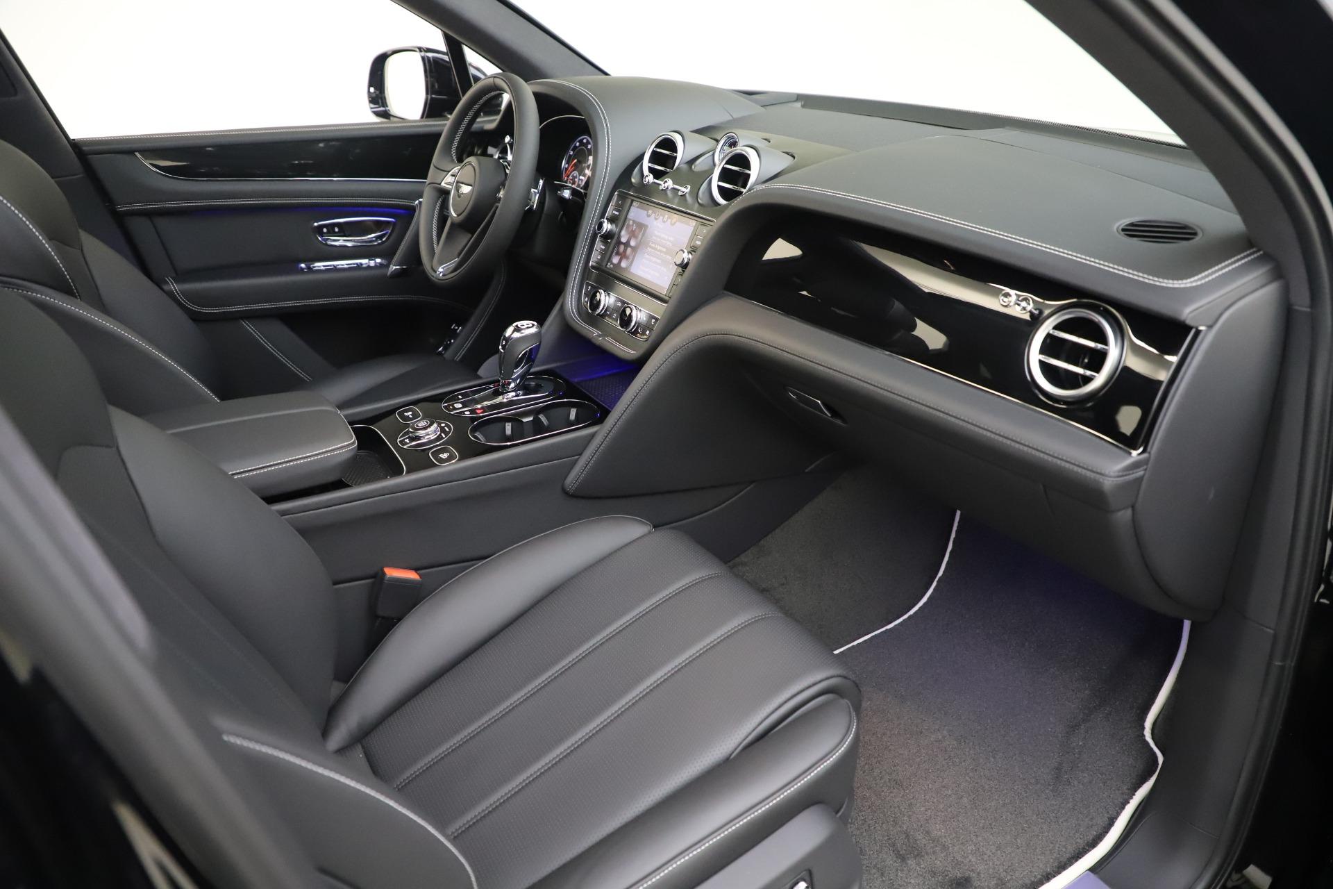 New 2020 Bentley Bentayga V8 For Sale In Westport, CT 3425_p27