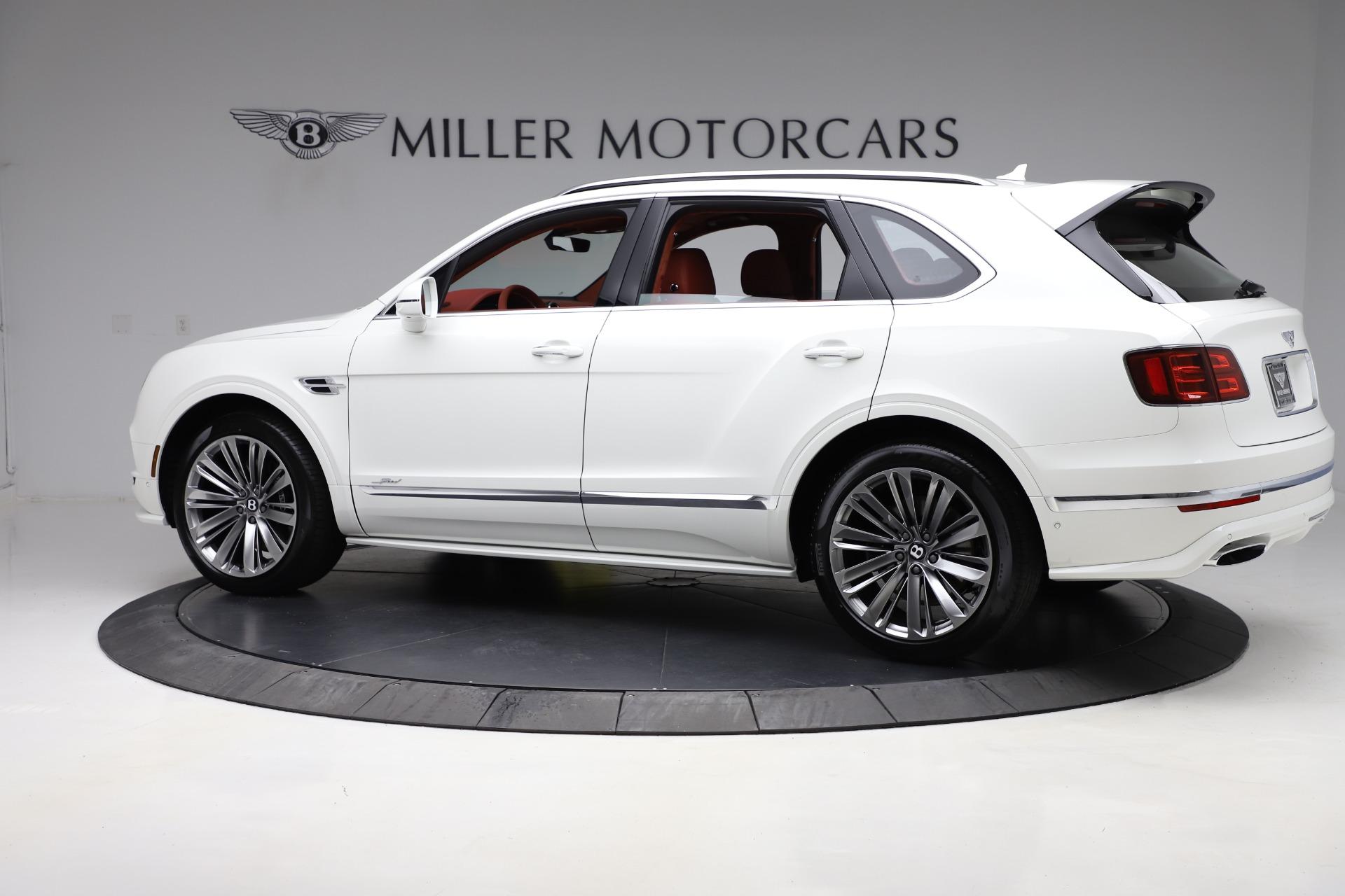 New 2020 Bentley Bentayga Speed For Sale In Westport, CT 3426_p4