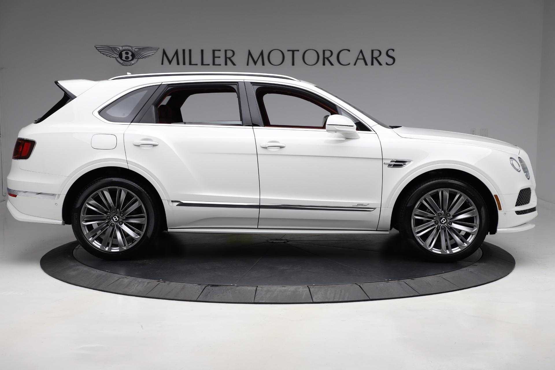 New 2020 Bentley Bentayga Speed For Sale In Westport, CT 3426_p9