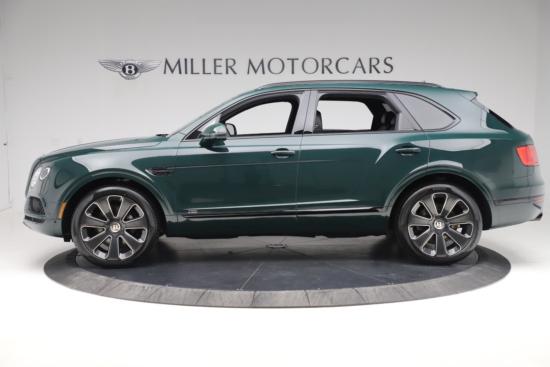 New 2020 Bentley Bentayga V8 Design Series For Sale In Westport, CT 3427_p3