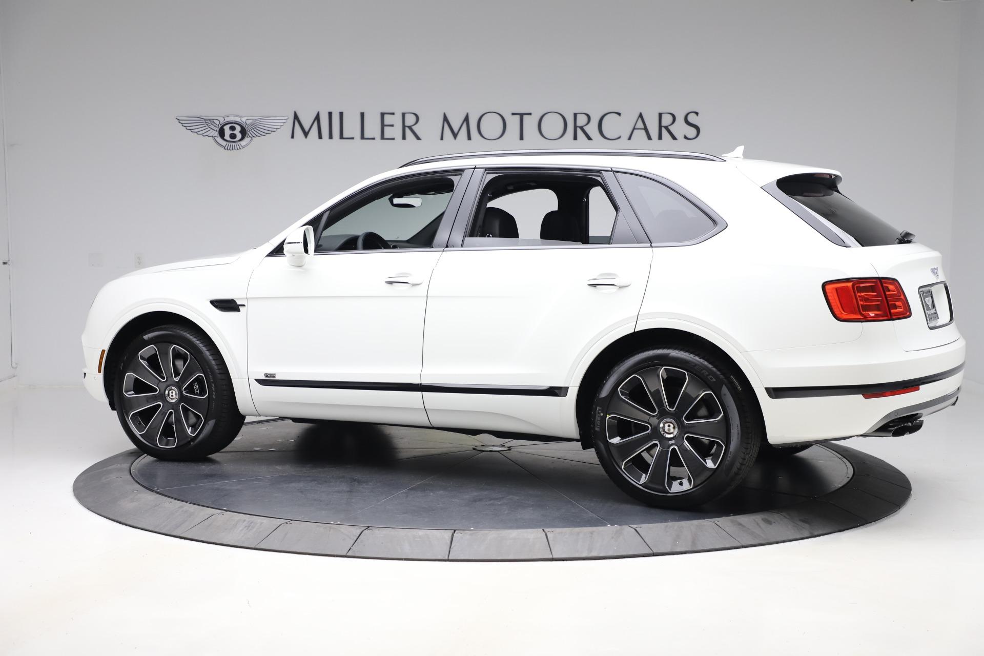 New 2020 Bentley Bentayga V8 Design Series For Sale In Westport, CT 3428_p4