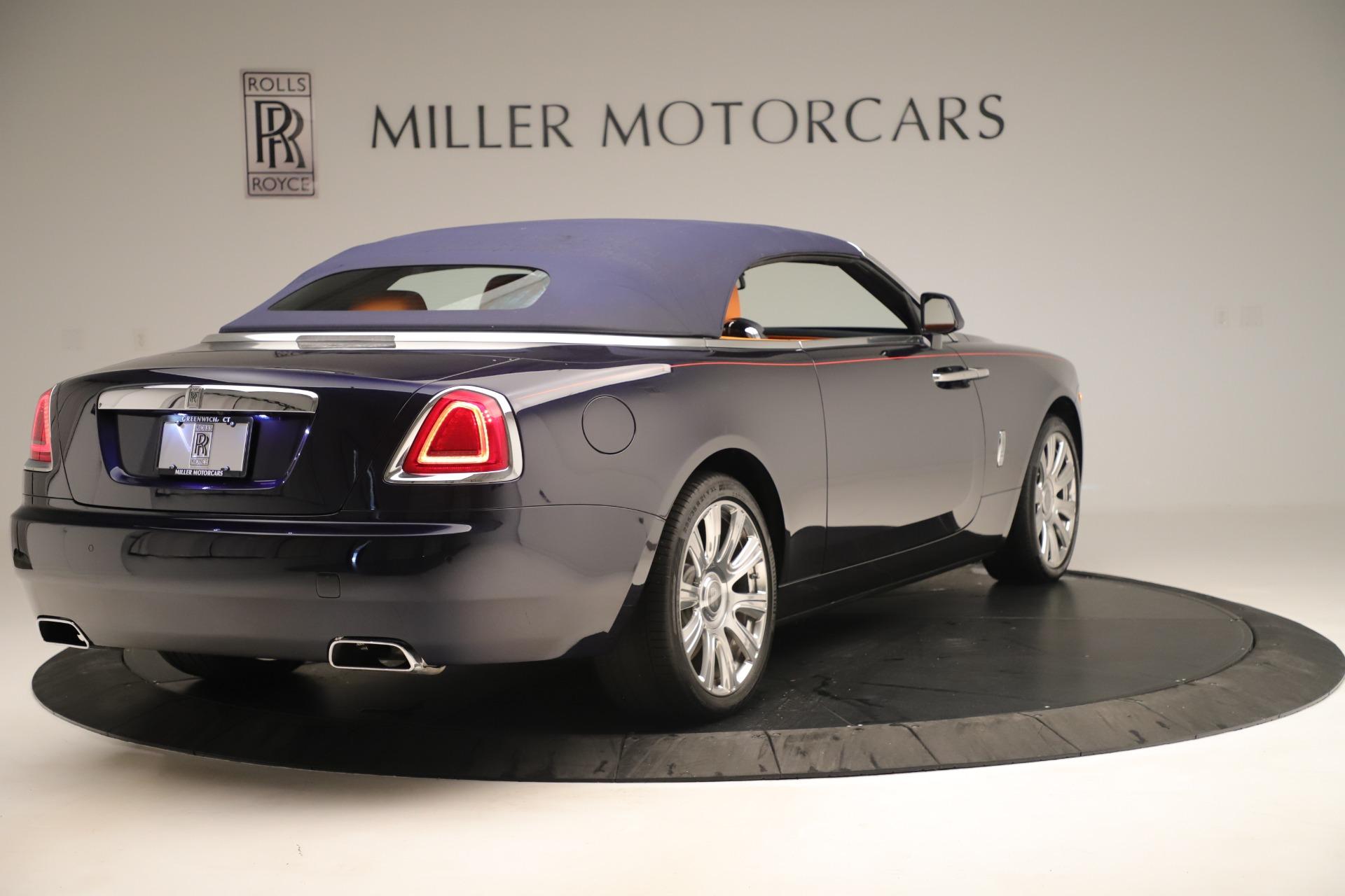 Used 2016 Rolls-Royce Dawn  For Sale In Westport, CT 3430_p13