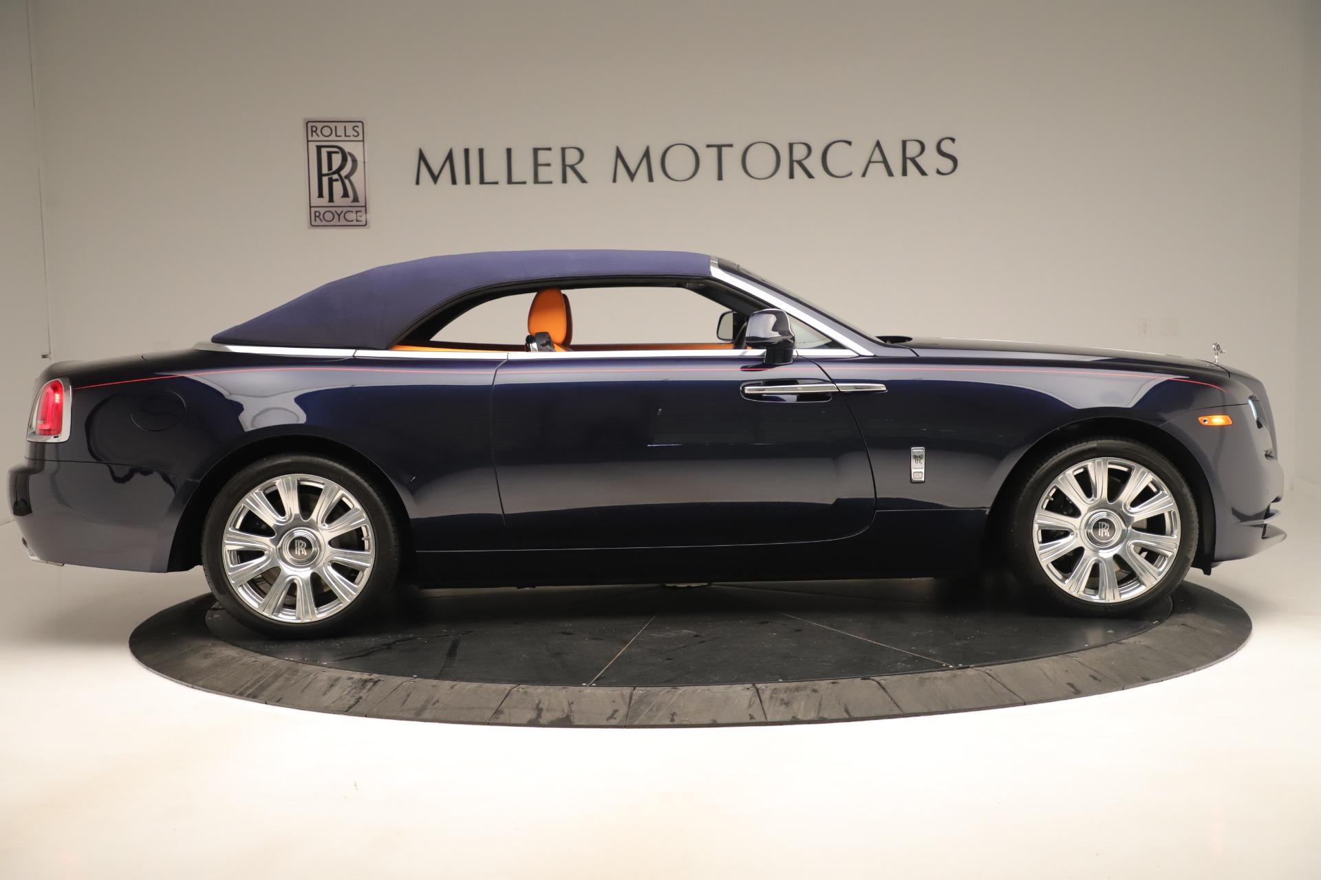 Used 2016 Rolls-Royce Dawn  For Sale In Westport, CT 3430_p14