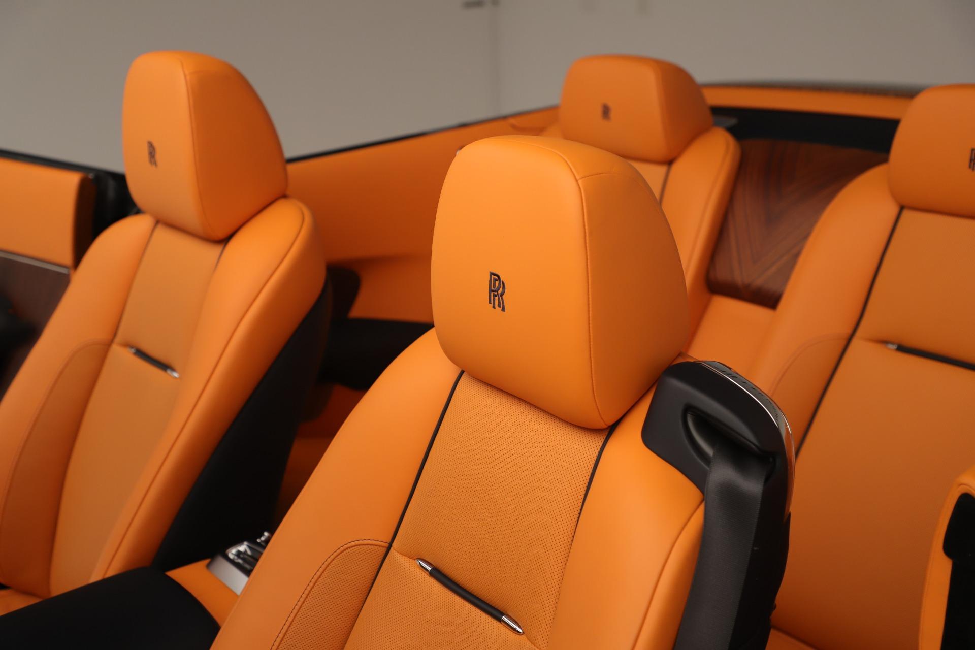 Used 2016 Rolls-Royce Dawn  For Sale In Westport, CT 3430_p20