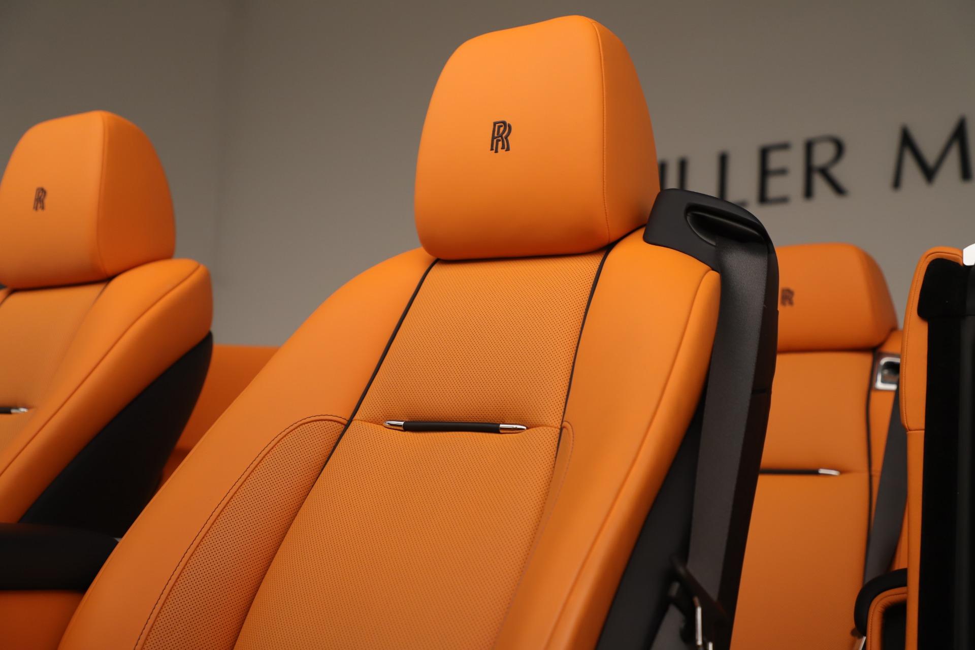 Used 2016 Rolls-Royce Dawn  For Sale In Westport, CT 3430_p21