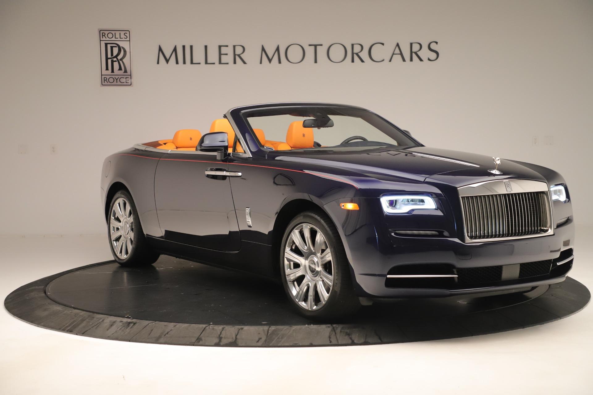Used 2016 Rolls-Royce Dawn  For Sale In Westport, CT 3430_p8