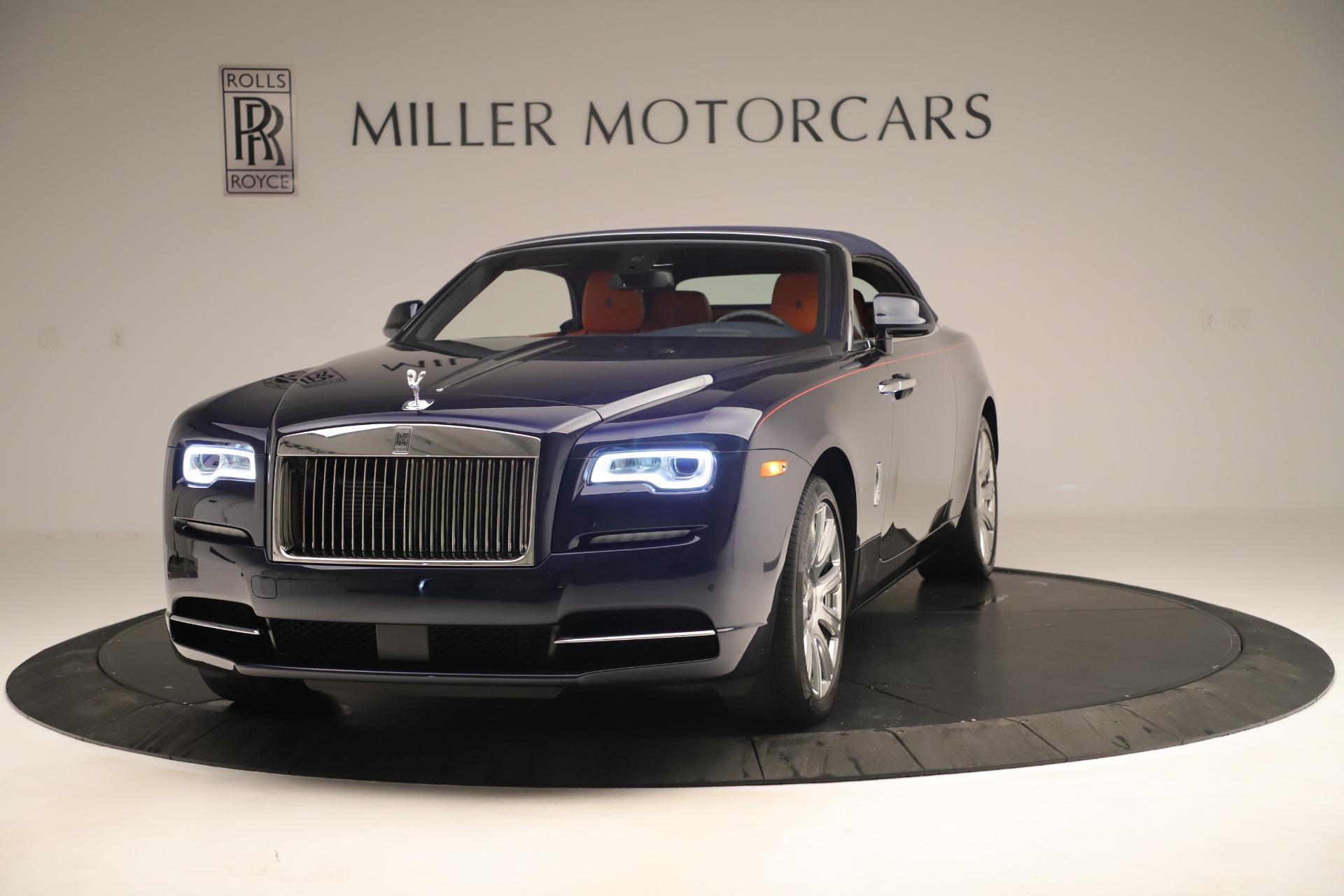 Used 2016 Rolls-Royce Dawn  For Sale In Westport, CT 3430_p9