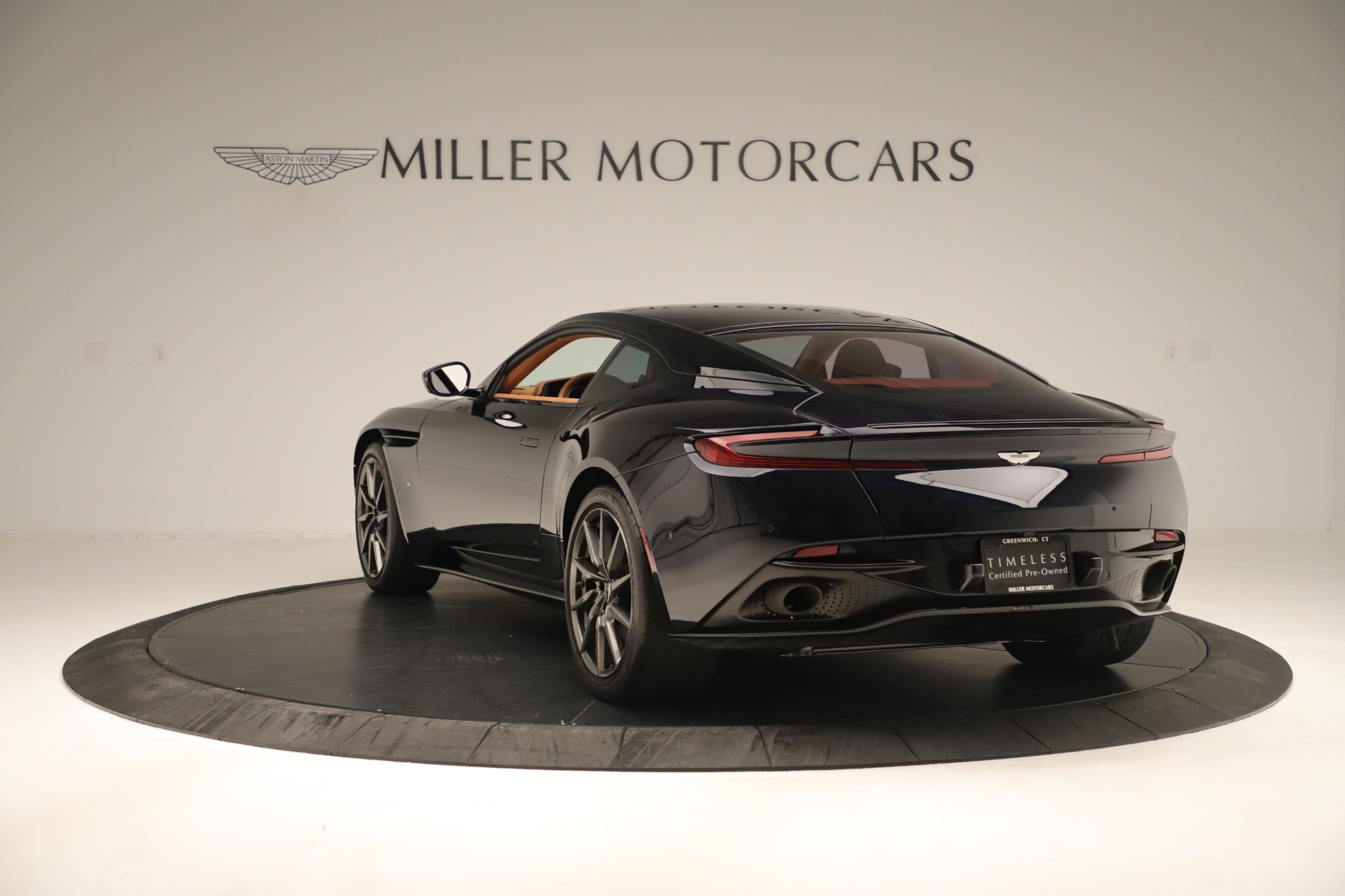 Used 2017 Aston Martin DB11 Launch Edition For Sale In Westport, CT 3431_p4