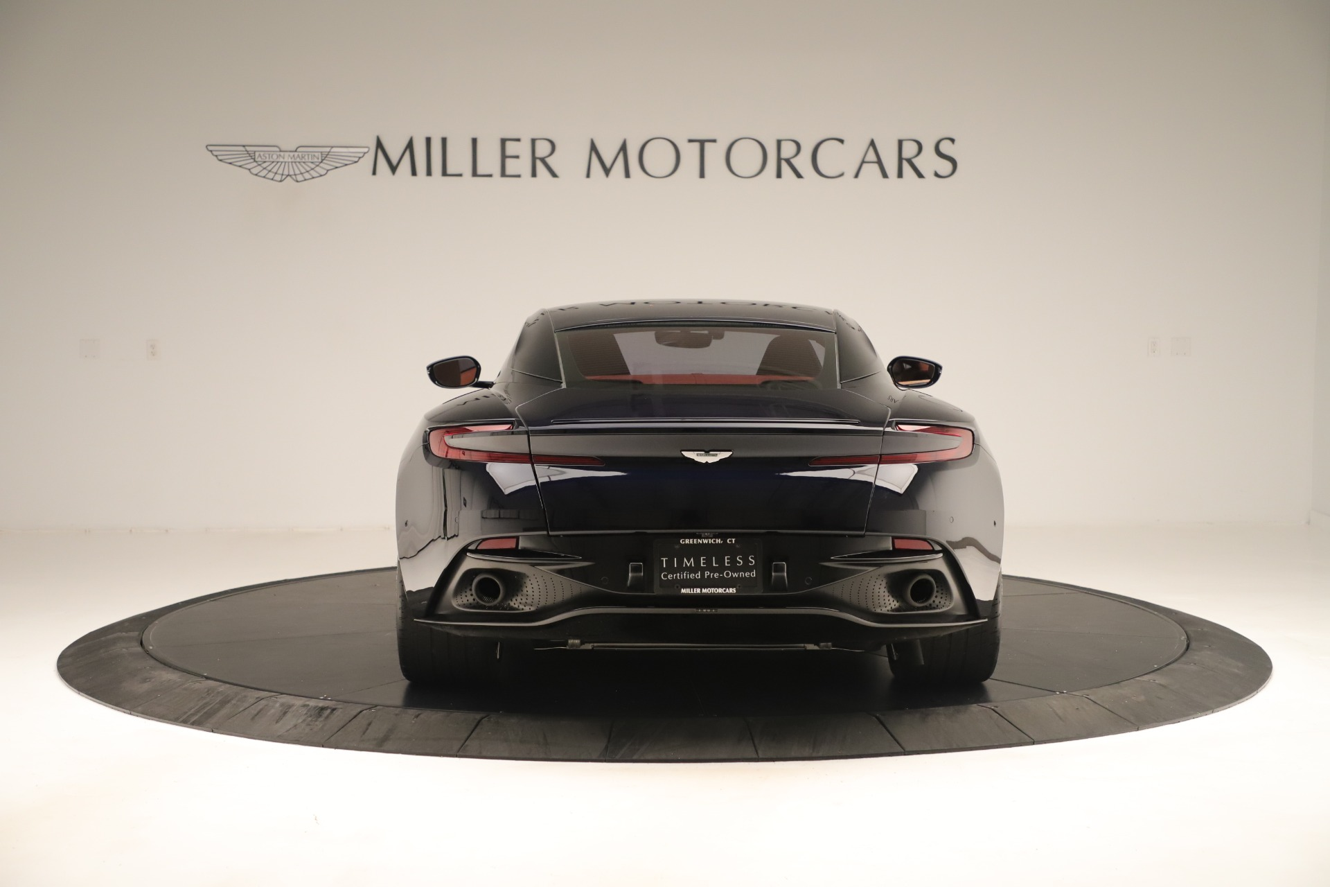 Used 2017 Aston Martin DB11 Launch Edition For Sale In Westport, CT 3431_p5