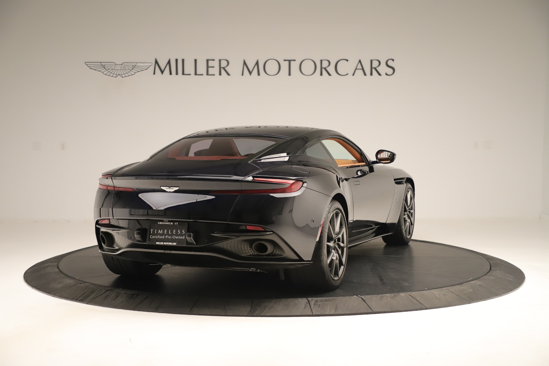 Used 2017 Aston Martin DB11 Launch Edition For Sale In Westport, CT 3431_p6