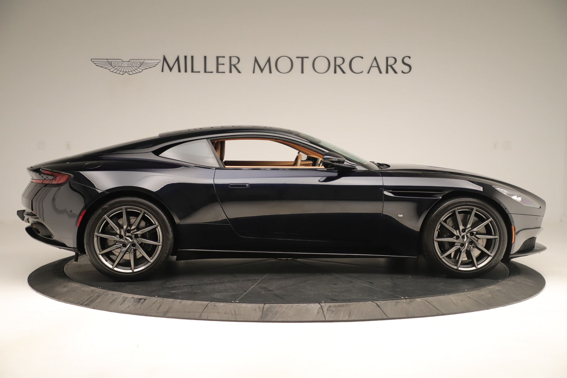 Used 2017 Aston Martin DB11 Launch Edition For Sale In Westport, CT 3431_p8