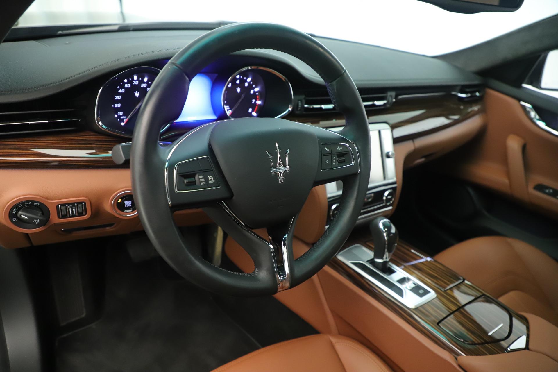 Used 2014 Maserati Quattroporte S Q4 For Sale In Westport, CT 3432_p13